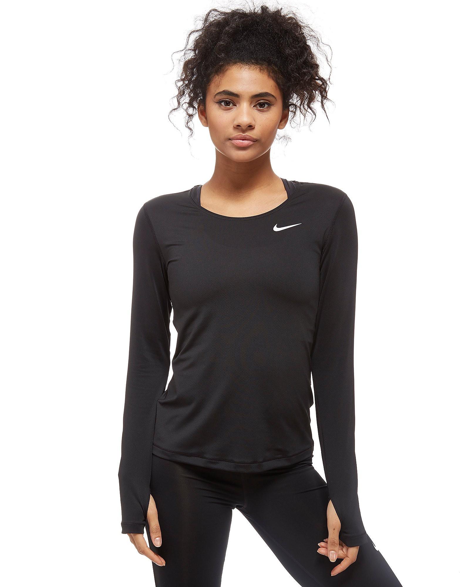 Nike Pro Long Sleeve Training Top