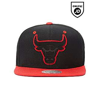 Mitchell & Ness Chicago Bulls NBA Snapback Cap
