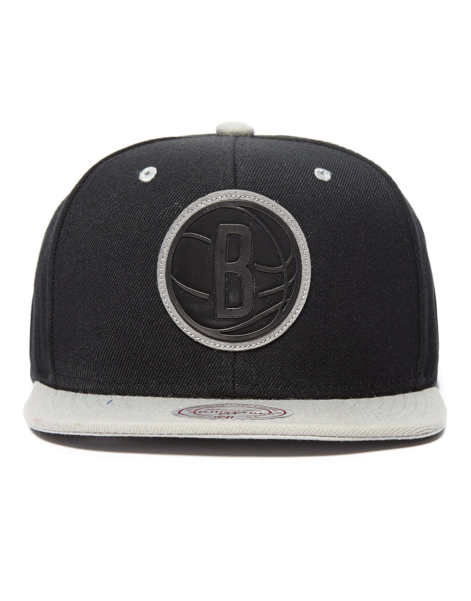 Mitchell & Ness Brooklyn Nets NBA Strapback Cap