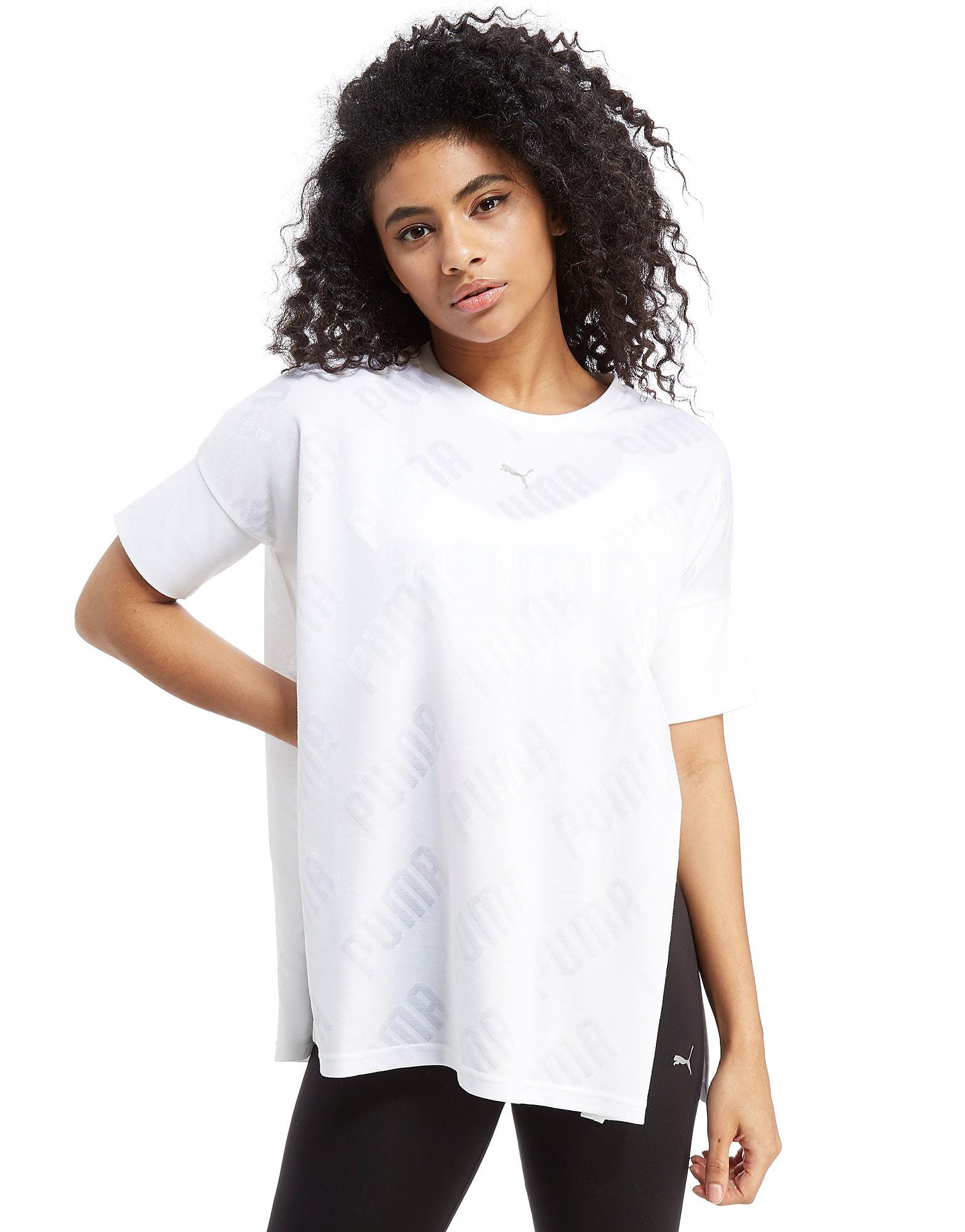 PUMA En Pointe All Over Print T-Shirt