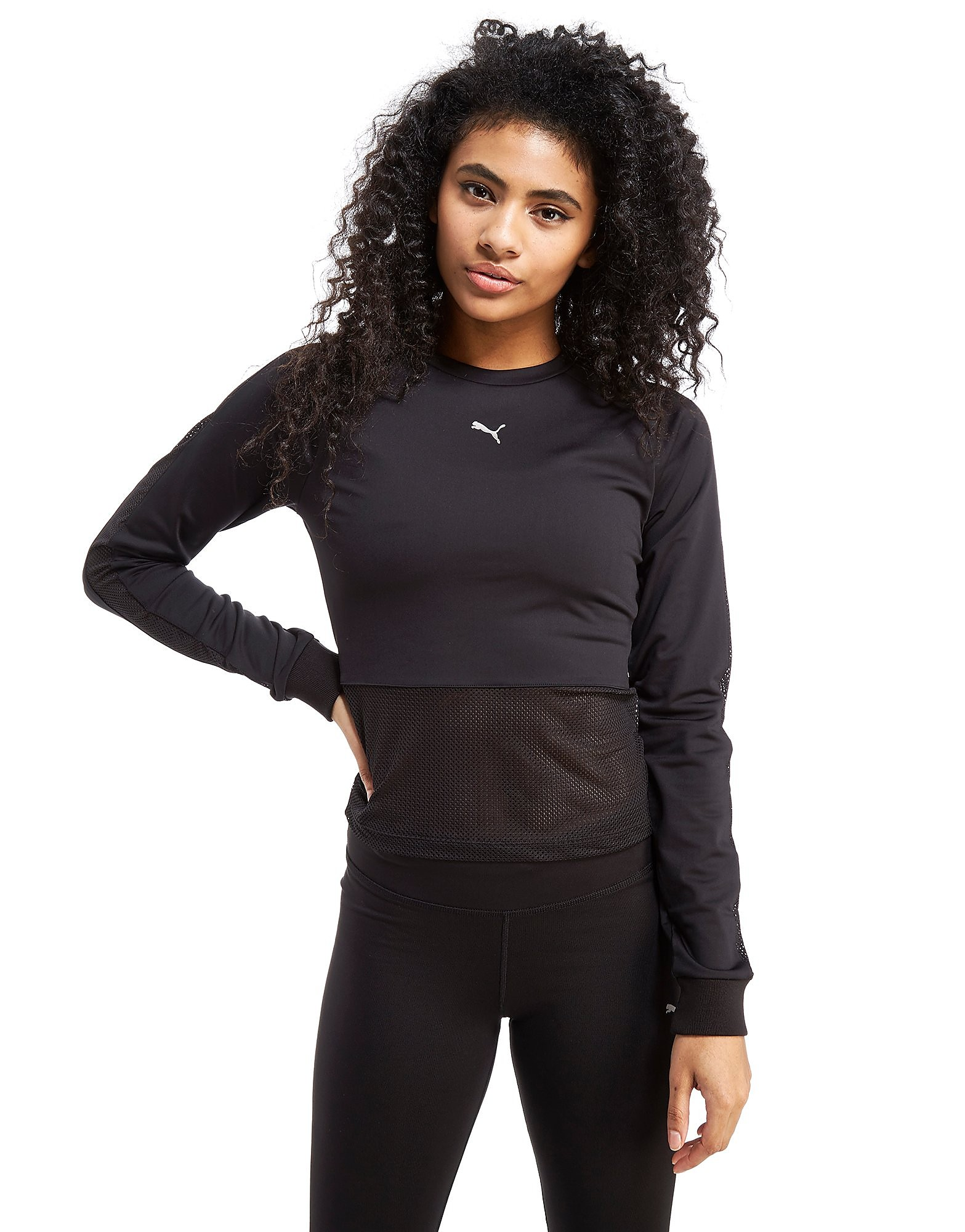 PUMA En Pointe Long Sleeve Top