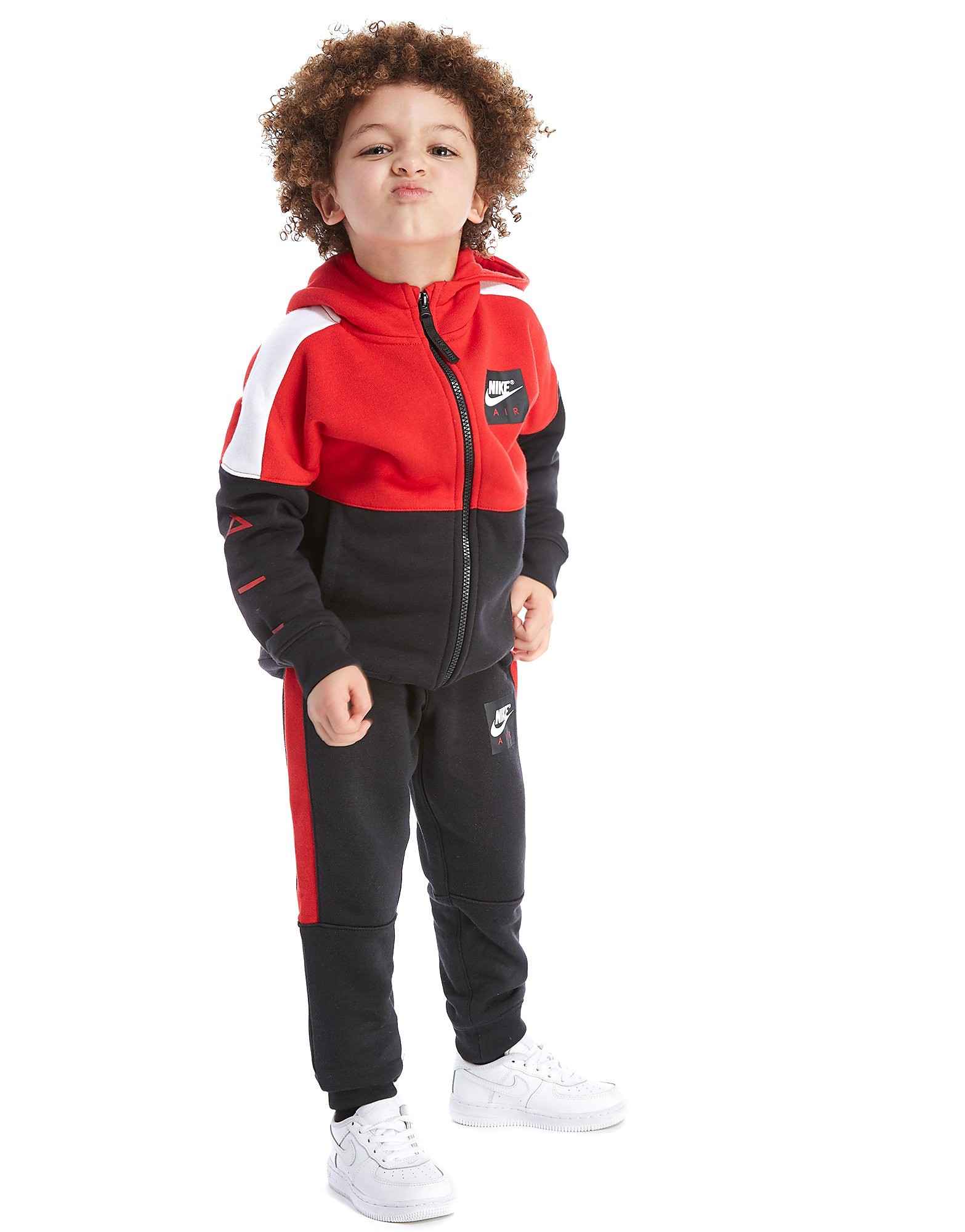 Nike Air Full Zip Tuta Sportiva Bambino