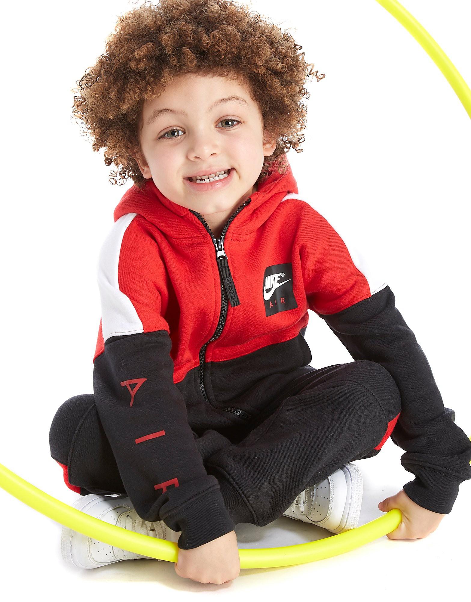 Nike Air Full Zip Tracksuit Children