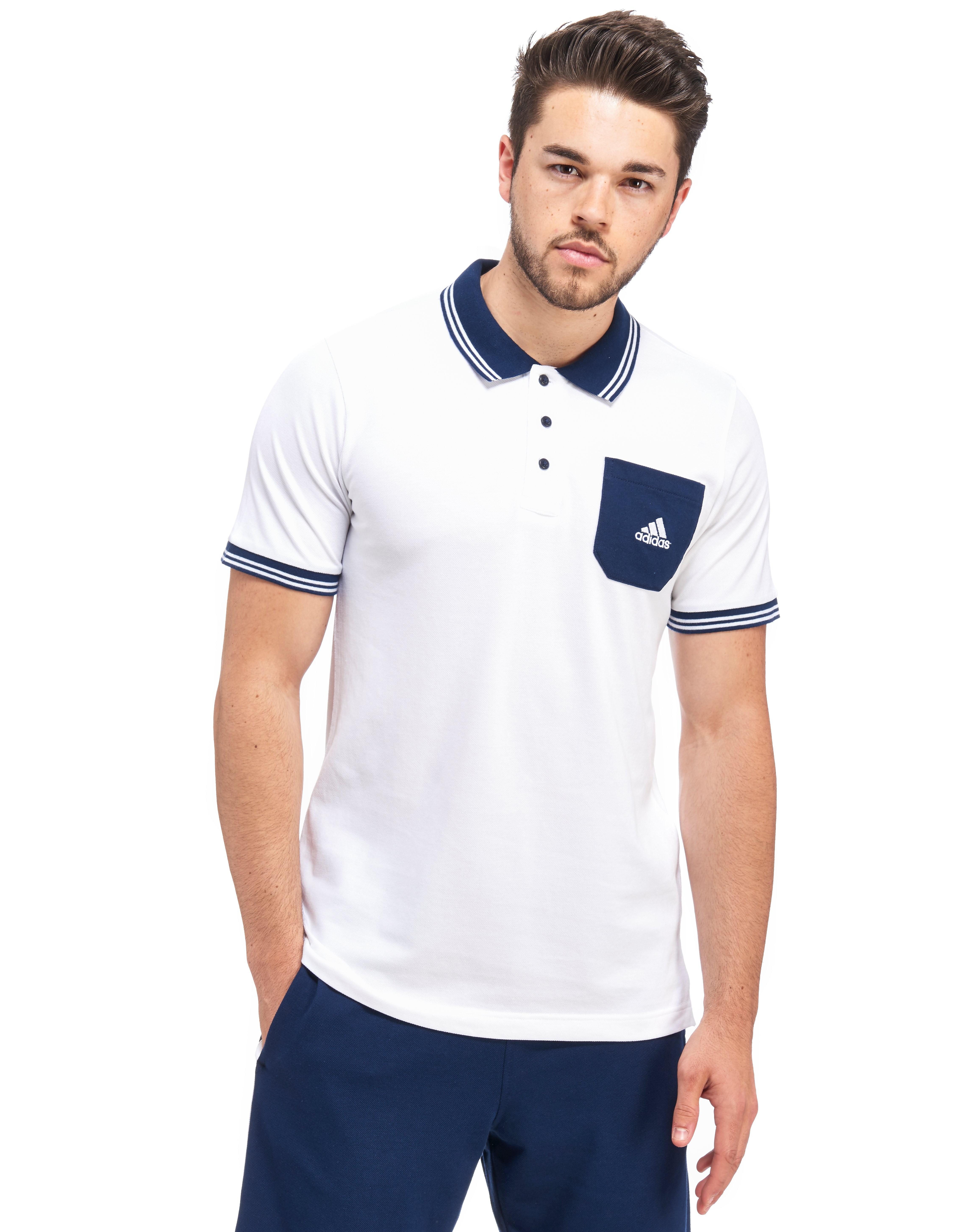 adidas Pocket Polo Shirt