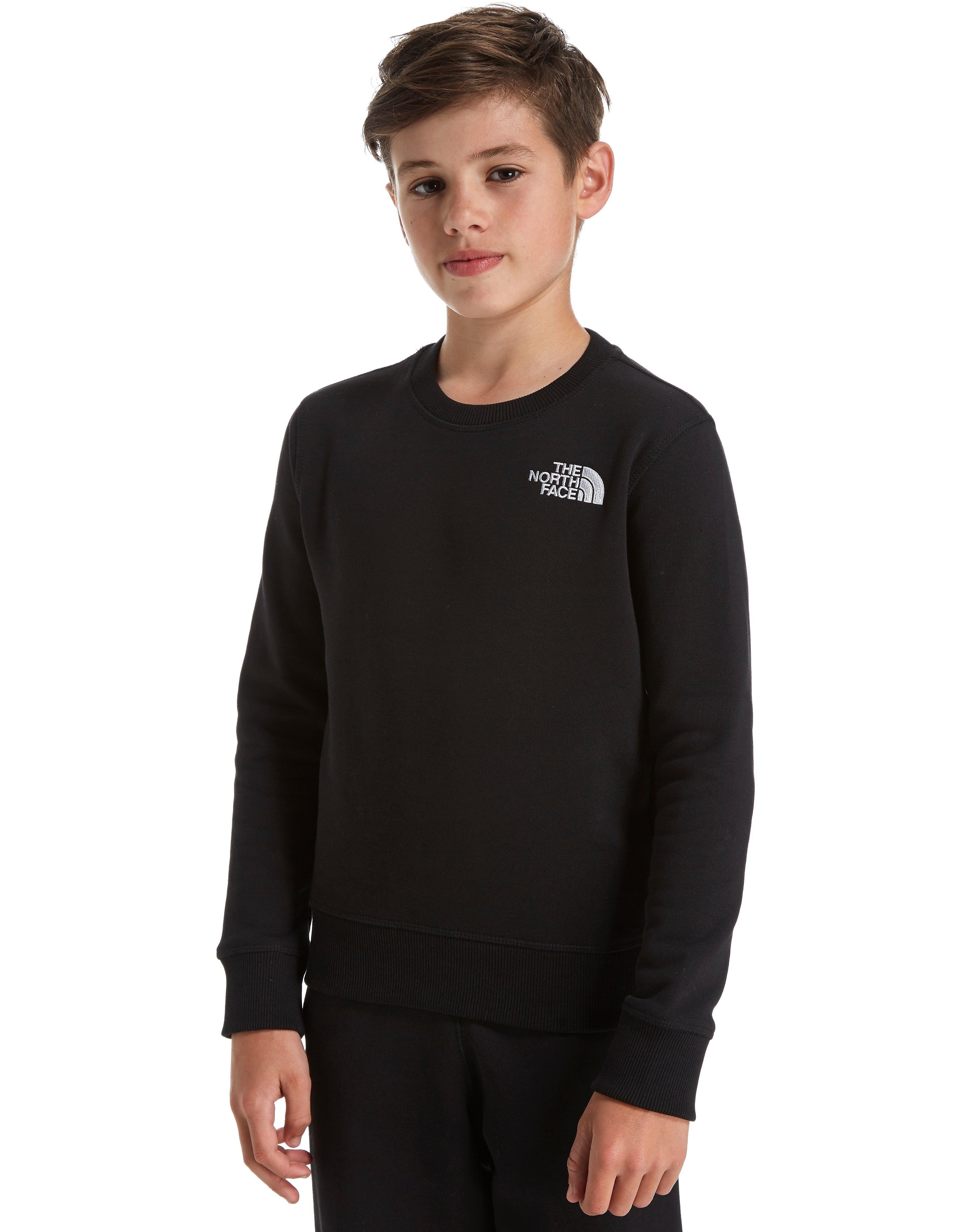 The North Face Drew Crew Sweatshirt Junior