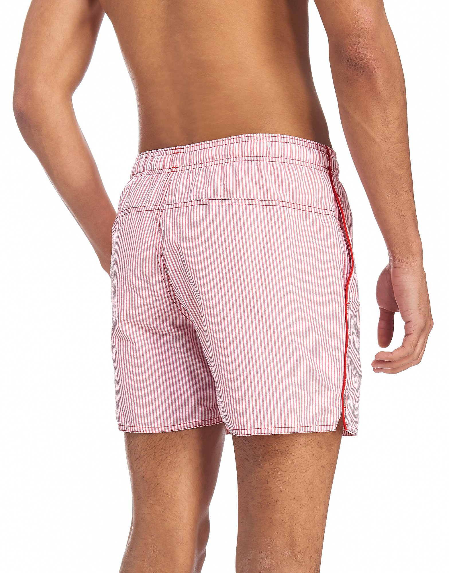 adidas Stripe Swim Shorts