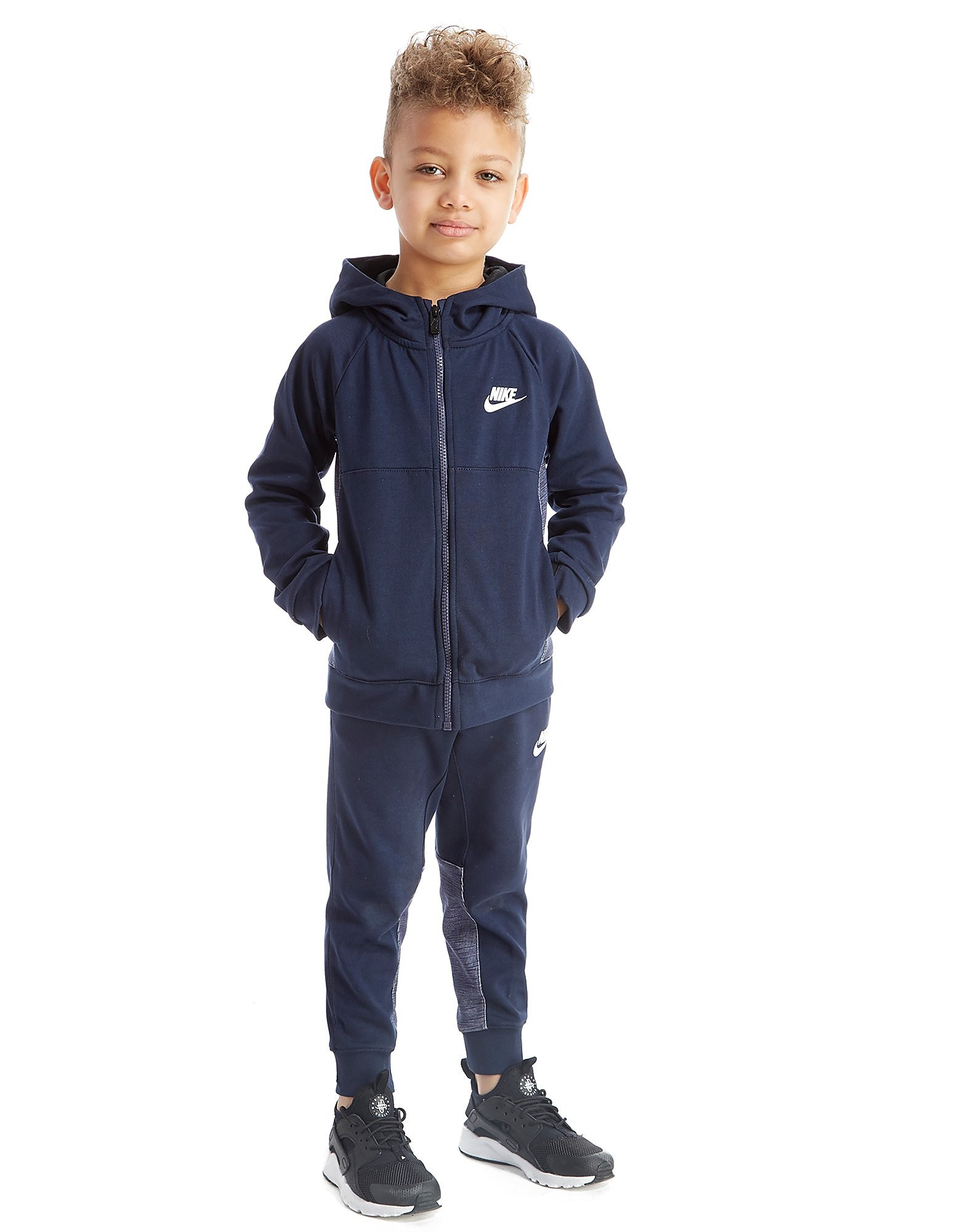 Nike Advanced Full Zip Tuta Sportiva Bambino