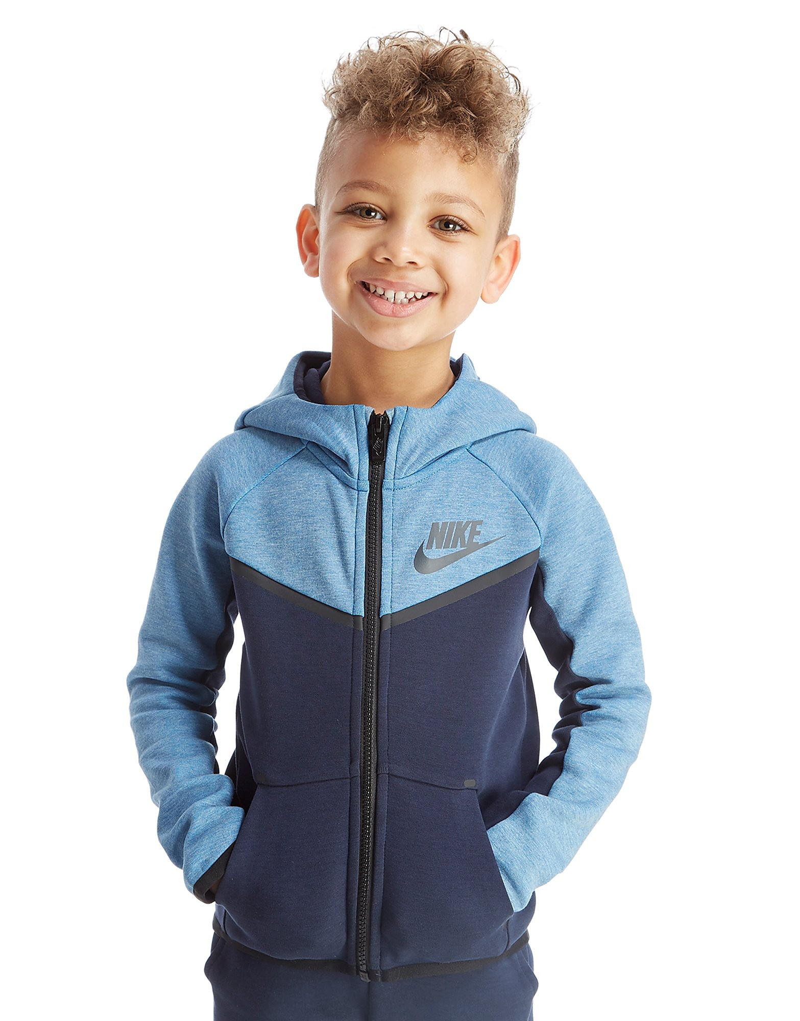 Nike Tech Full Zip Hoodie Children