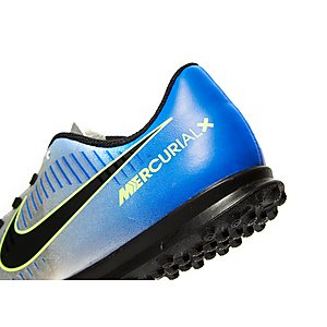 ... Nike Neymar Jr Mercurial Veloce III Turf Children