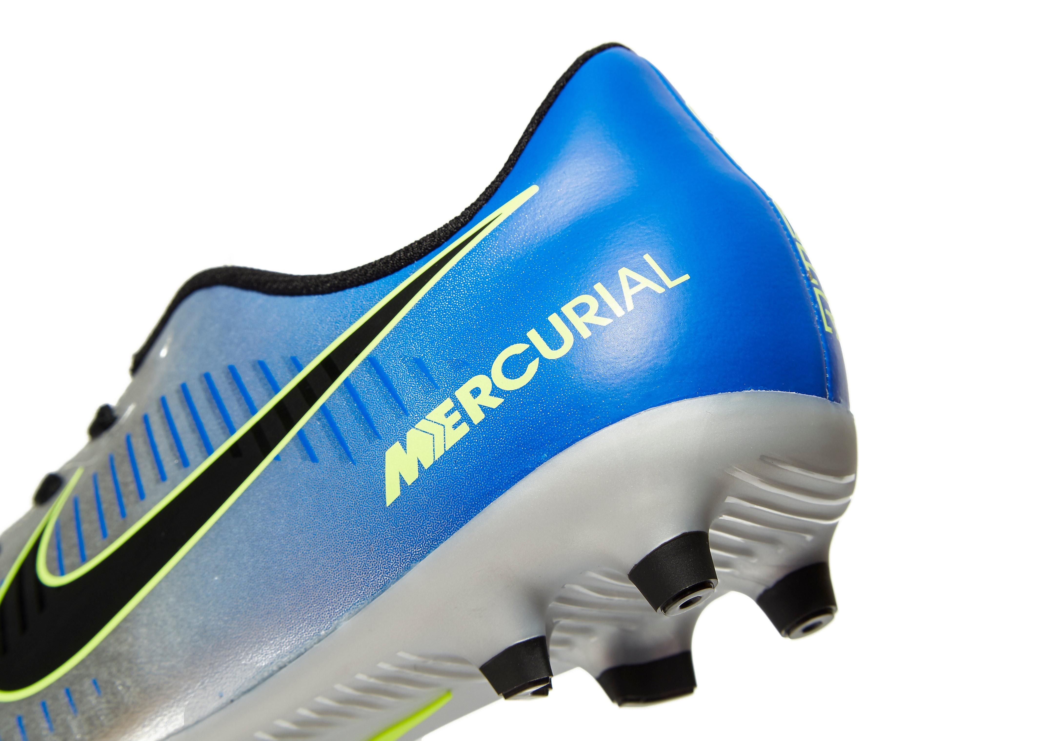 Nike Neymar Jr Mercurial Vortex XI FG Children