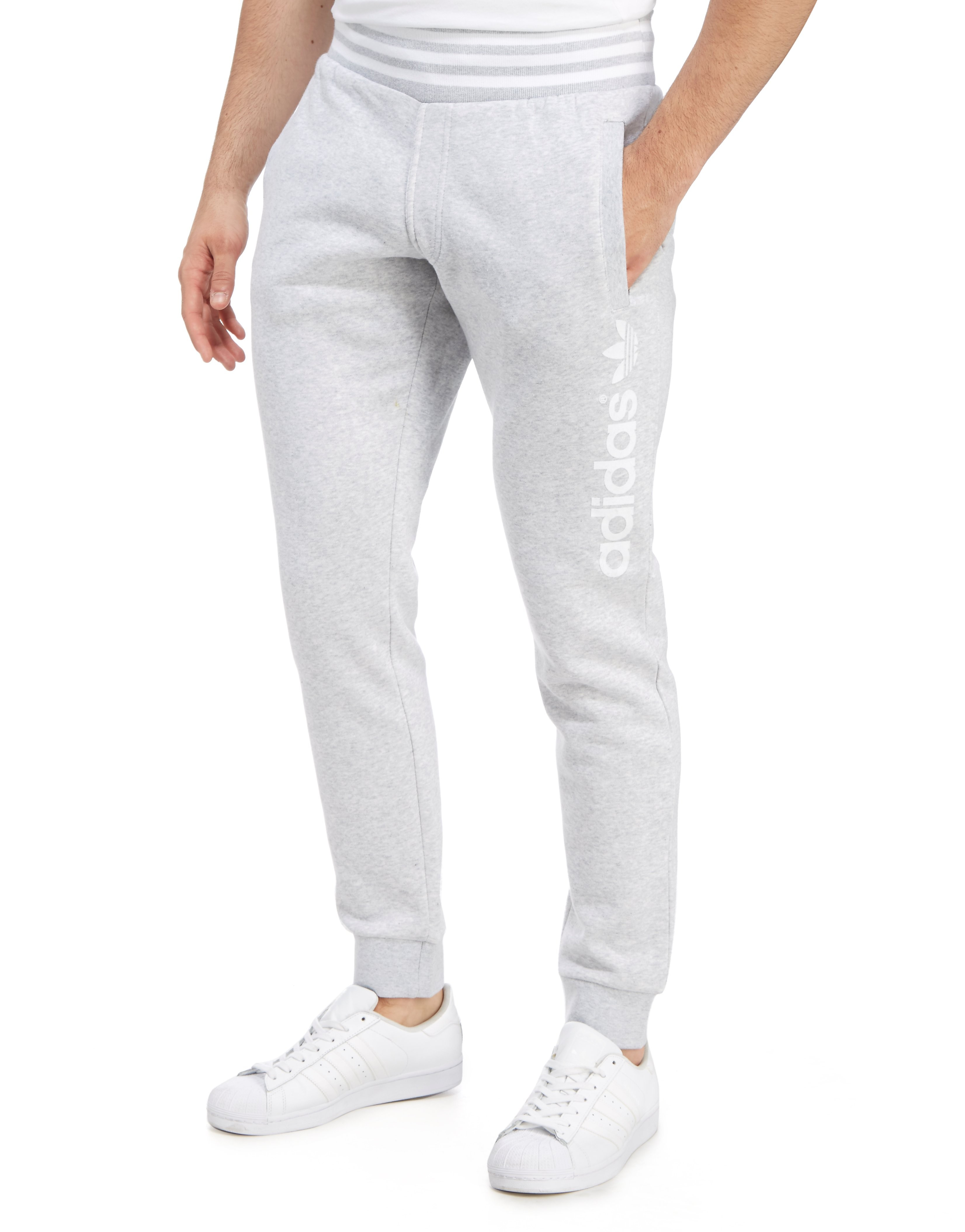 adidas Originals Trefoil 3-Stripes Linear Pants
