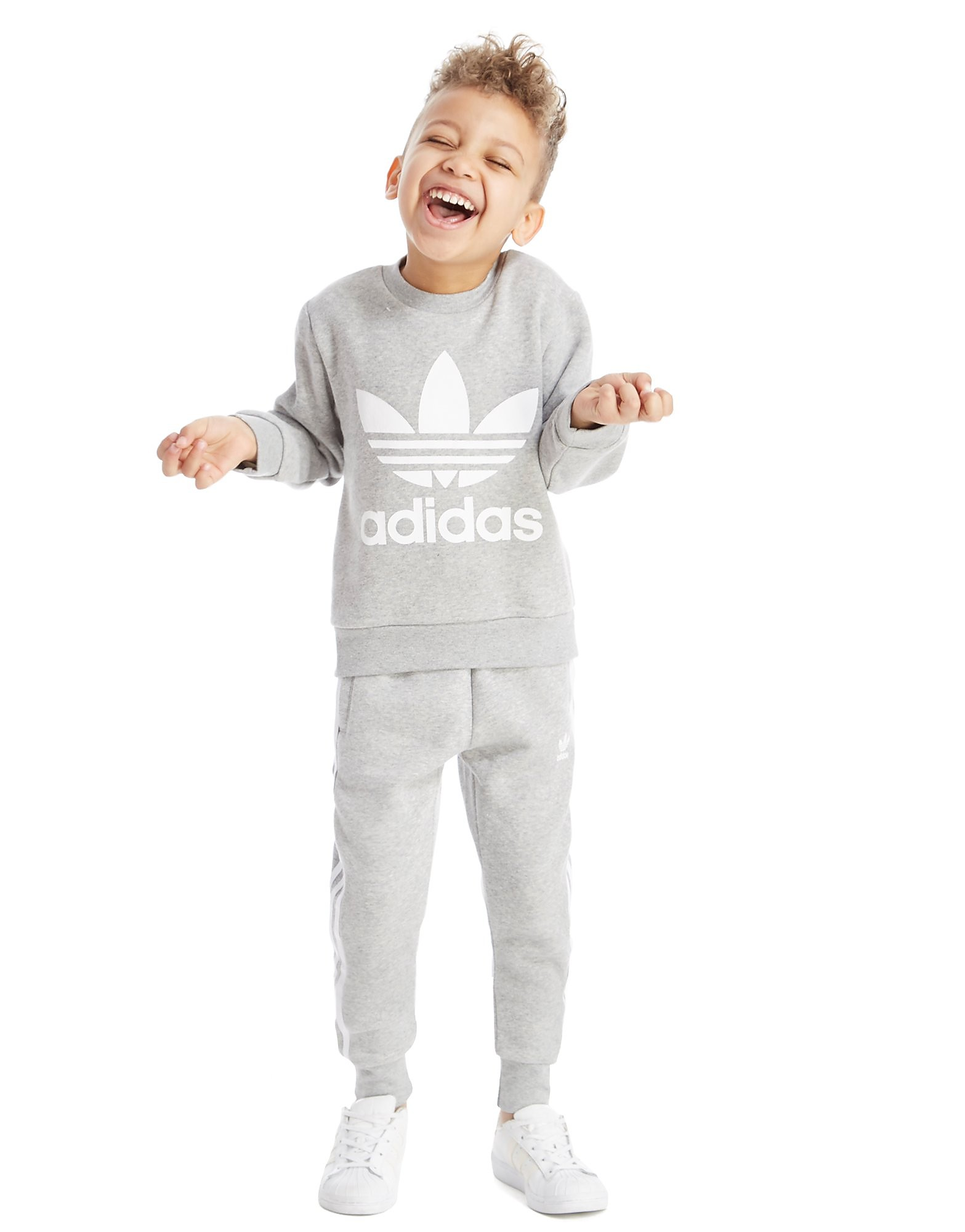 adidas Originals Adicolor Crew Suit Children