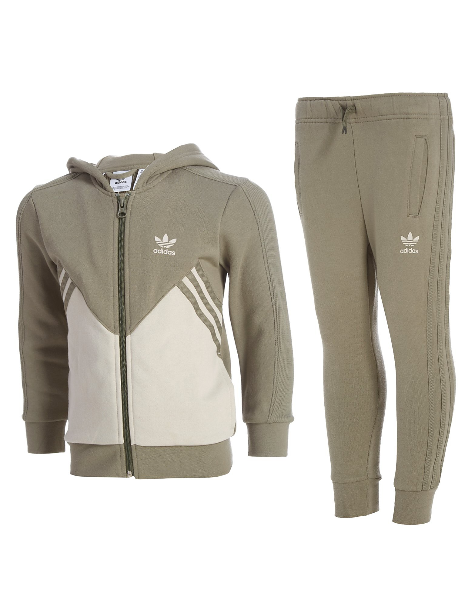 adidas Originals MOA Full Zip Suit Children