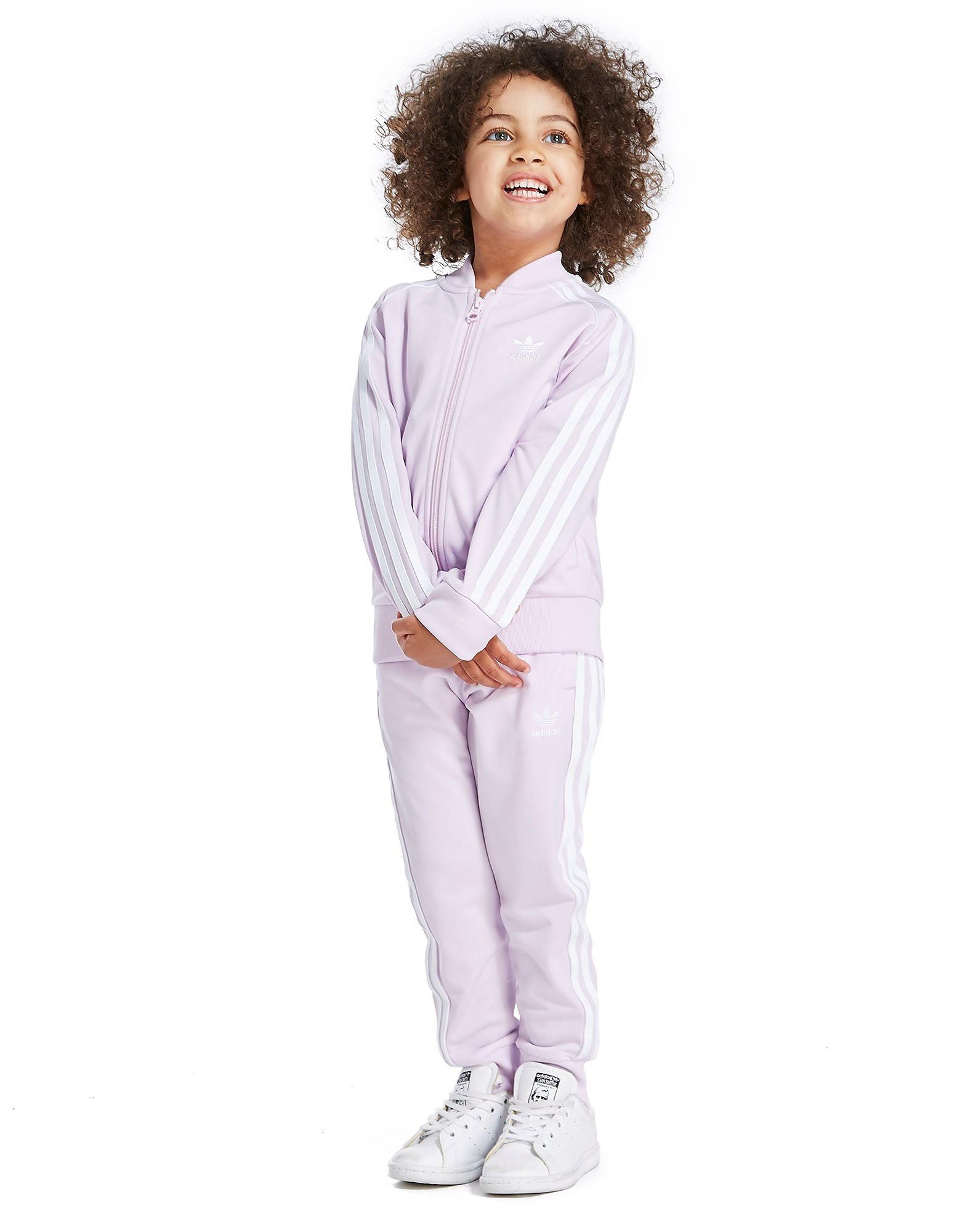 adidas Originals Girls' Superstar Suit Children