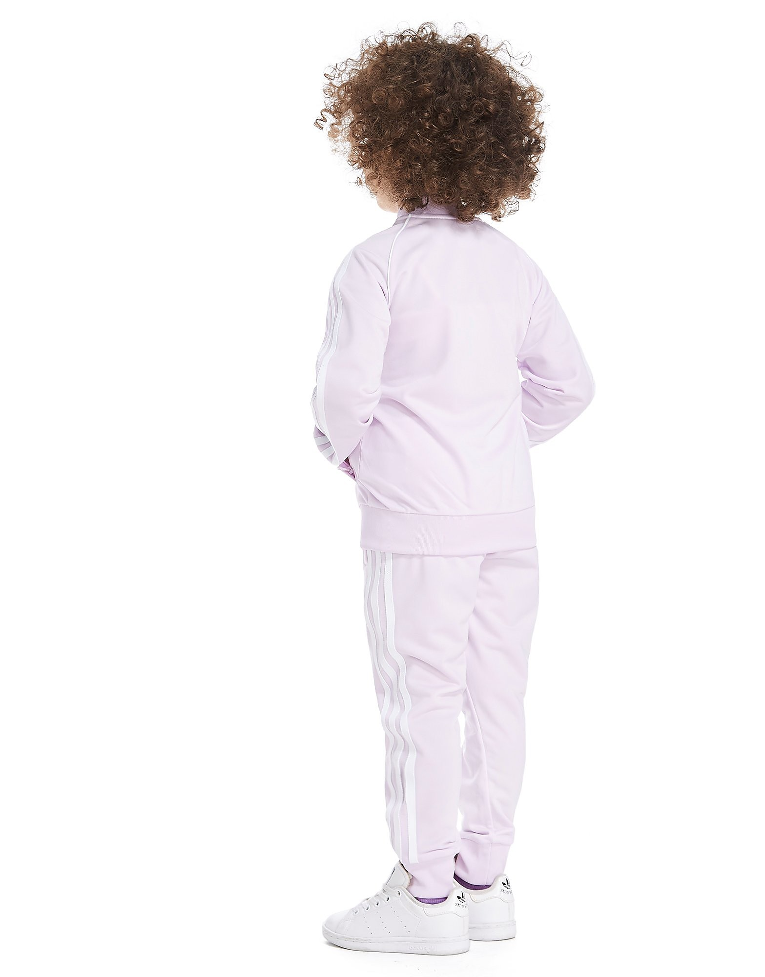 adidas Originals Girls' Superstar Suit Kinderen