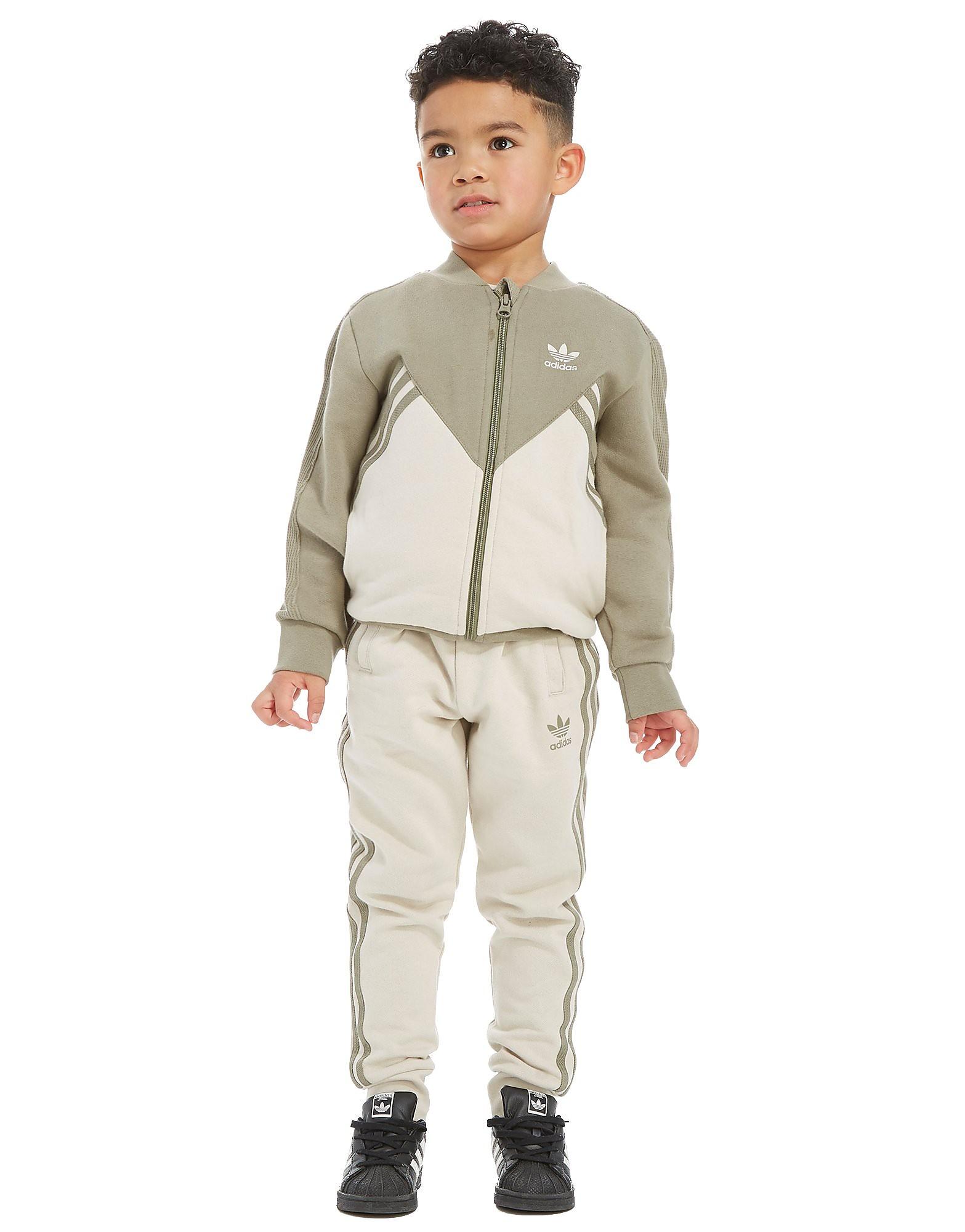 adidas Originals Survêtement MOA Fleece Superstar Enfant