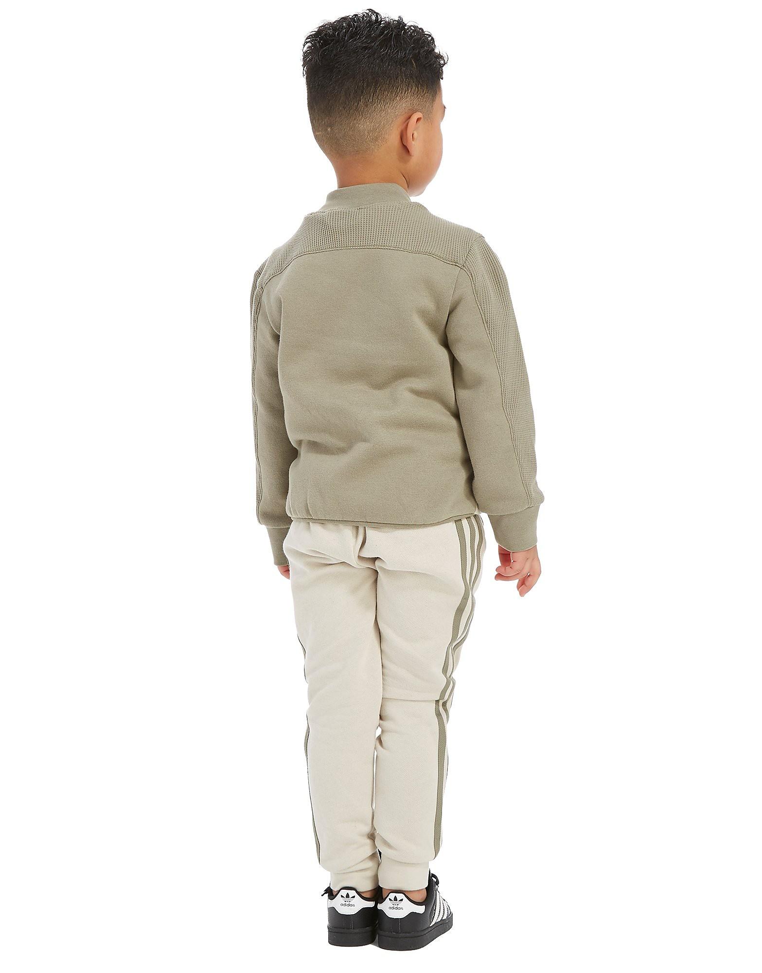 adidas Originals MOA Fleece Superstar Tracksuit Children