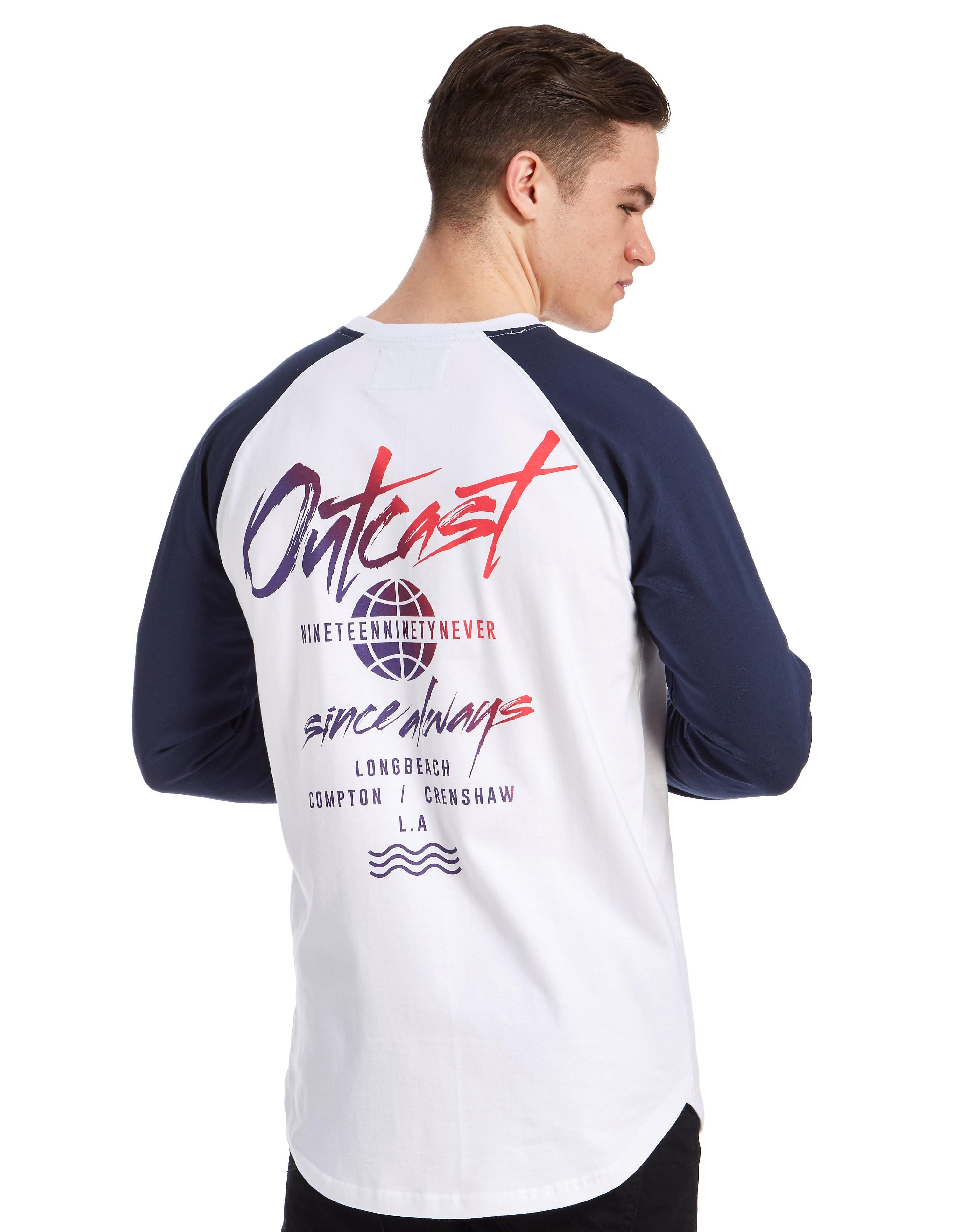 Outcast Sink Or Swim Longsleeve T-Shirt