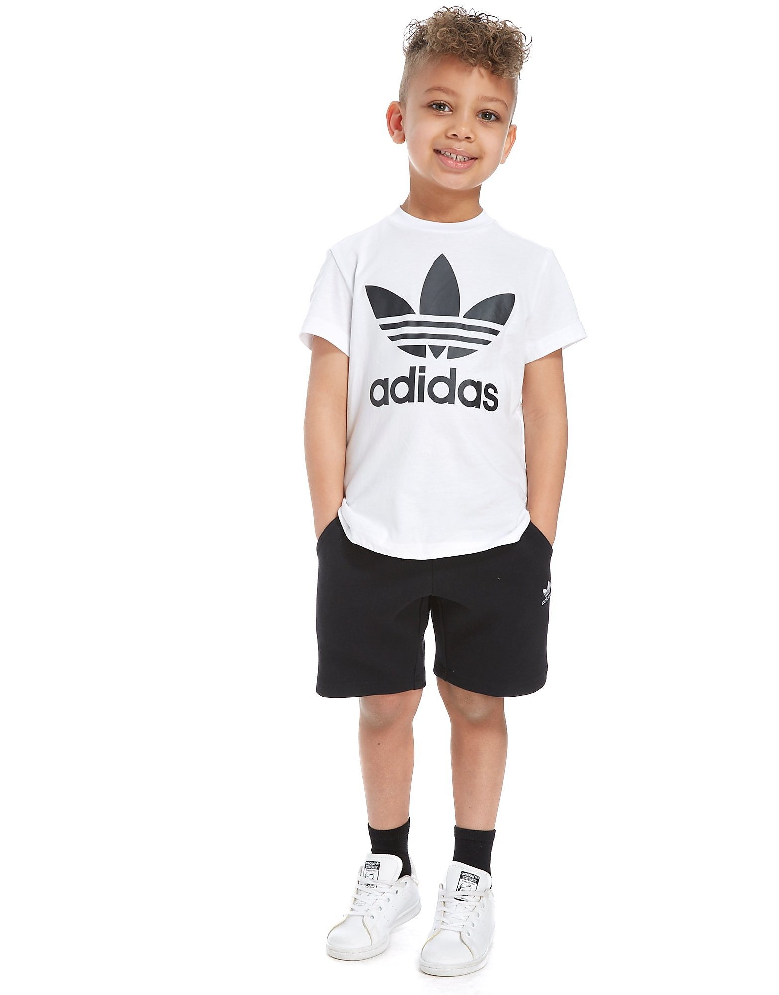 adidas Originals T-Shirt & Short Set Children