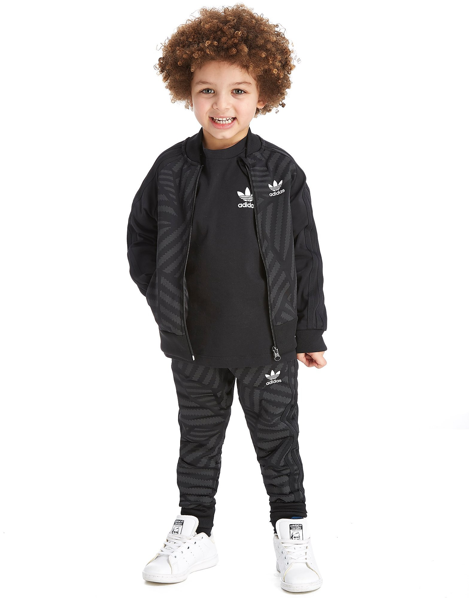 adidas Originals Ensemble Printed Superstar Enfant