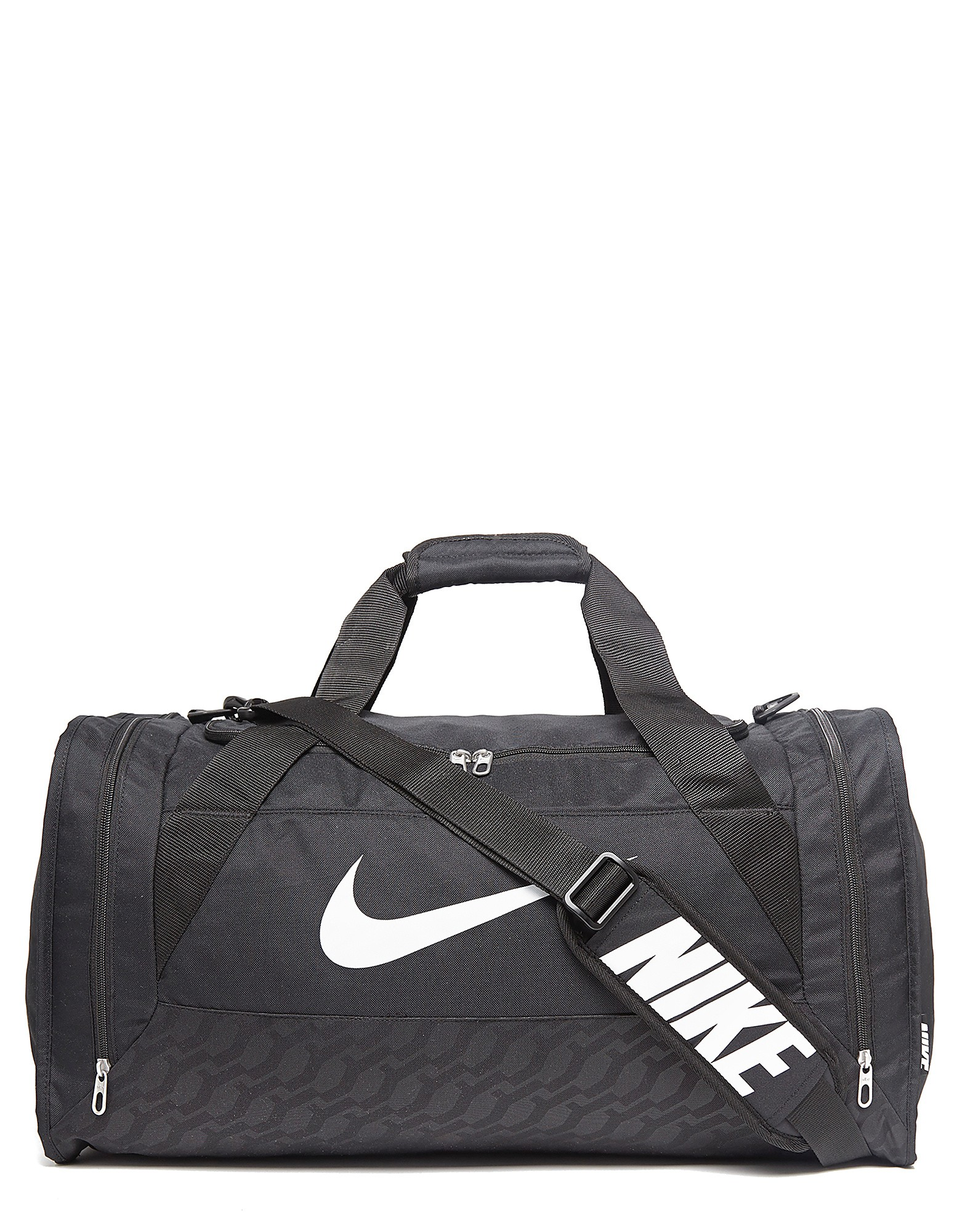 Nike Brasilia 6 Medium Duffel Bag Black Mens