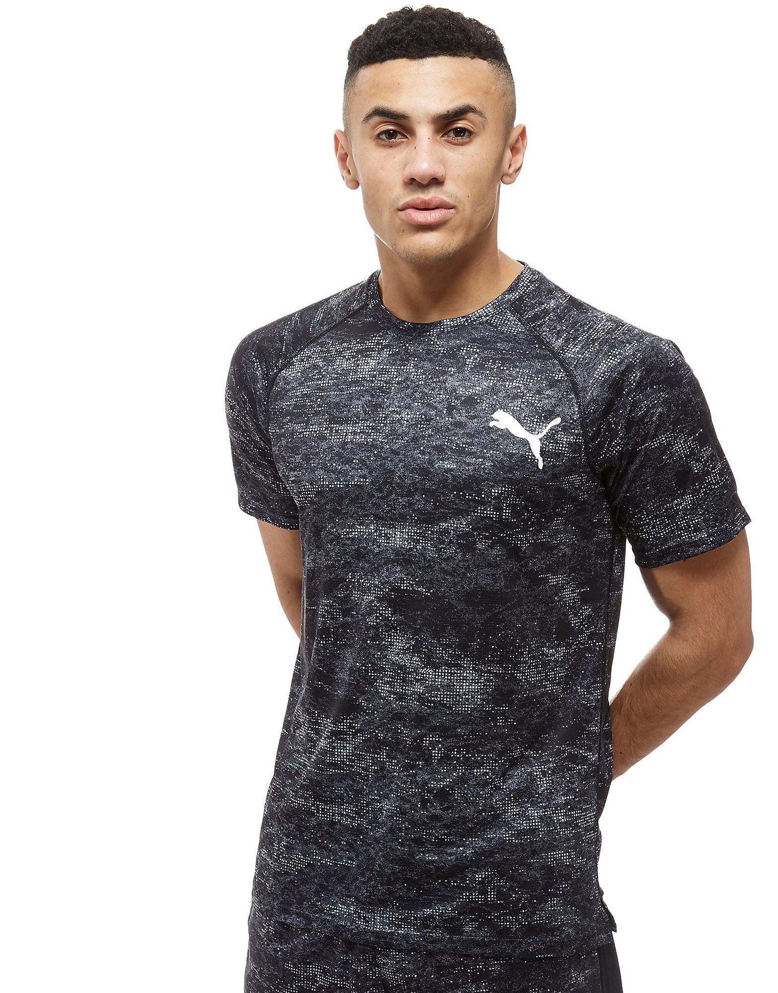PUMA Camo Graphic T-Shirt