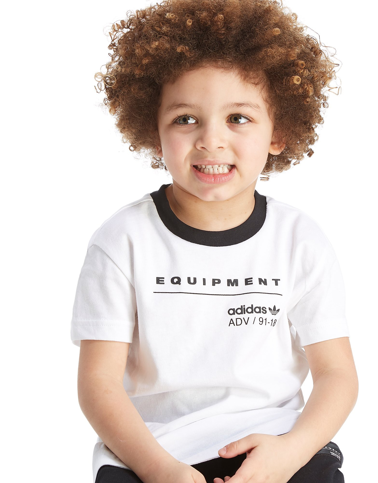 adidas Originals EQT T-Shirt Children