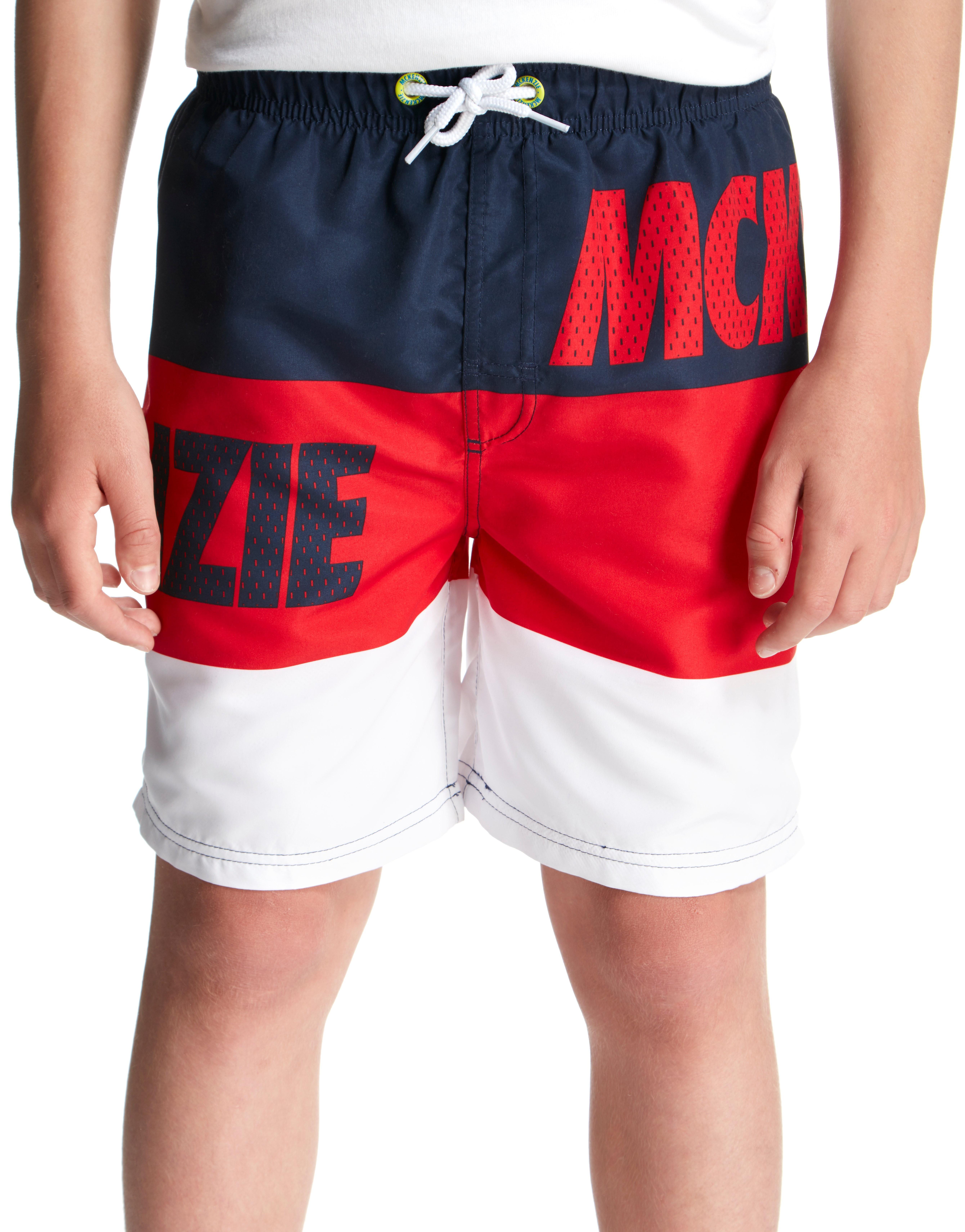 McKenzie Chemisty Swim Shorts Junior