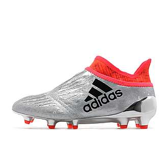 adidas X 16+ Firm Ground Junior
