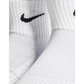 Nike 3-Pack Quarter Socks