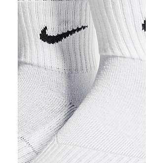 Nike 3-Pack Quarter Socks