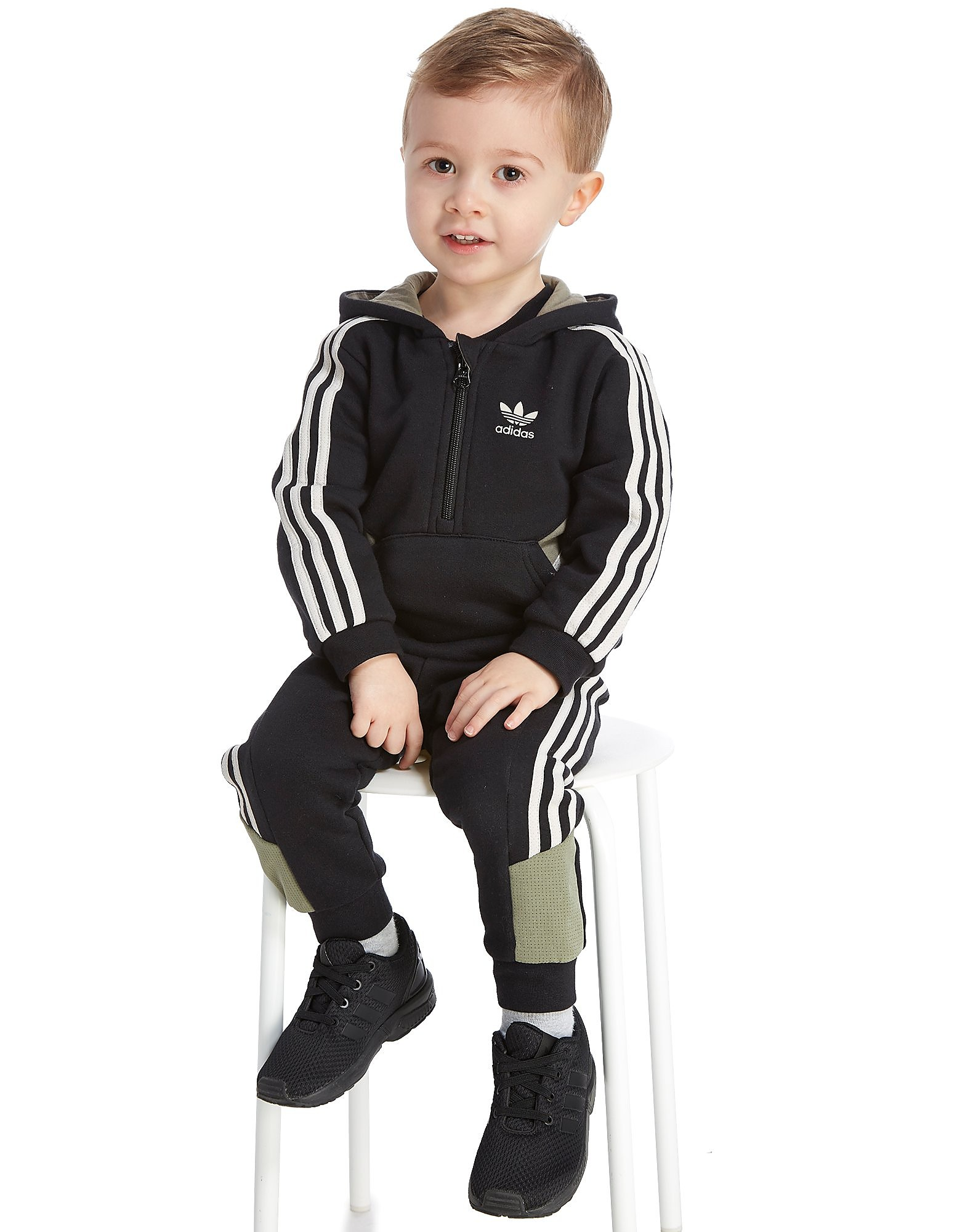 adidas Originals Europe 1/4 Zip Survêtement Bébé