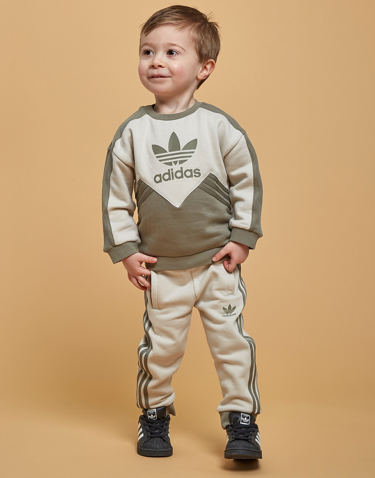 adidas Originals MOA Crew Suit Infant