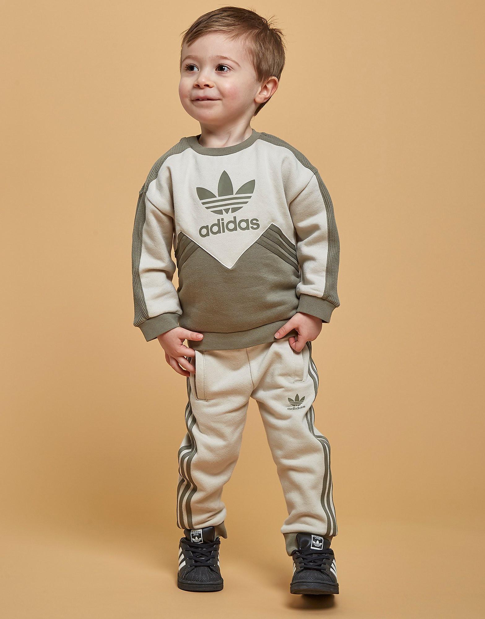 adidas Originals chándal MOA Crew para bebé