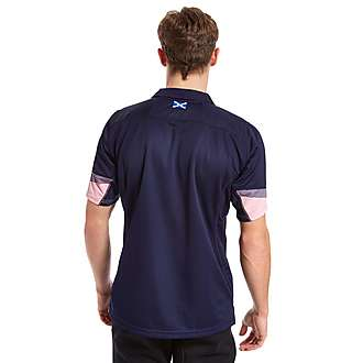 Macron Scotland RFU Home 2015/16 Sevens Shirt