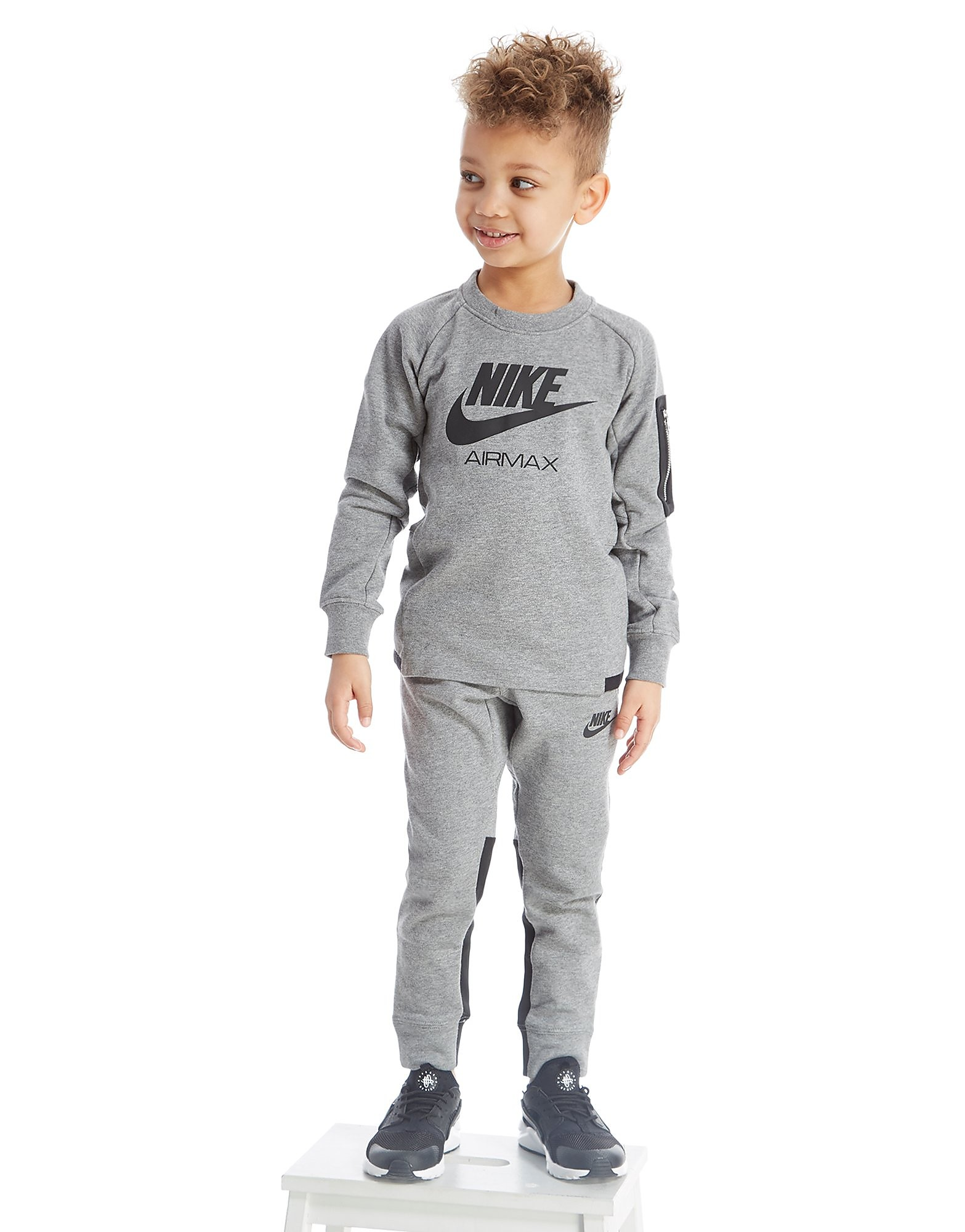 Nike Air Max Crew Tracksuit Children