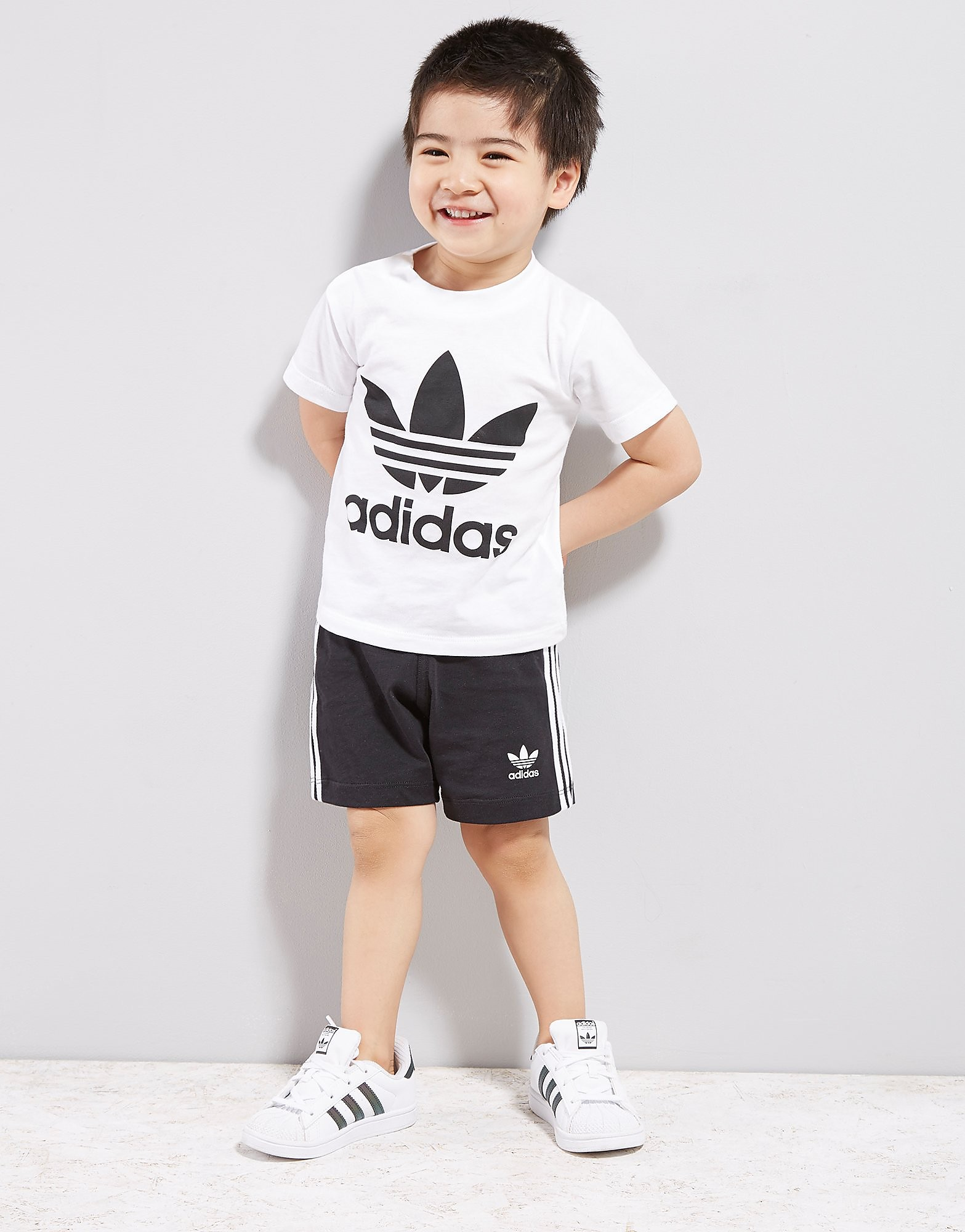 adidas Originals Tee & Short Set Baby's