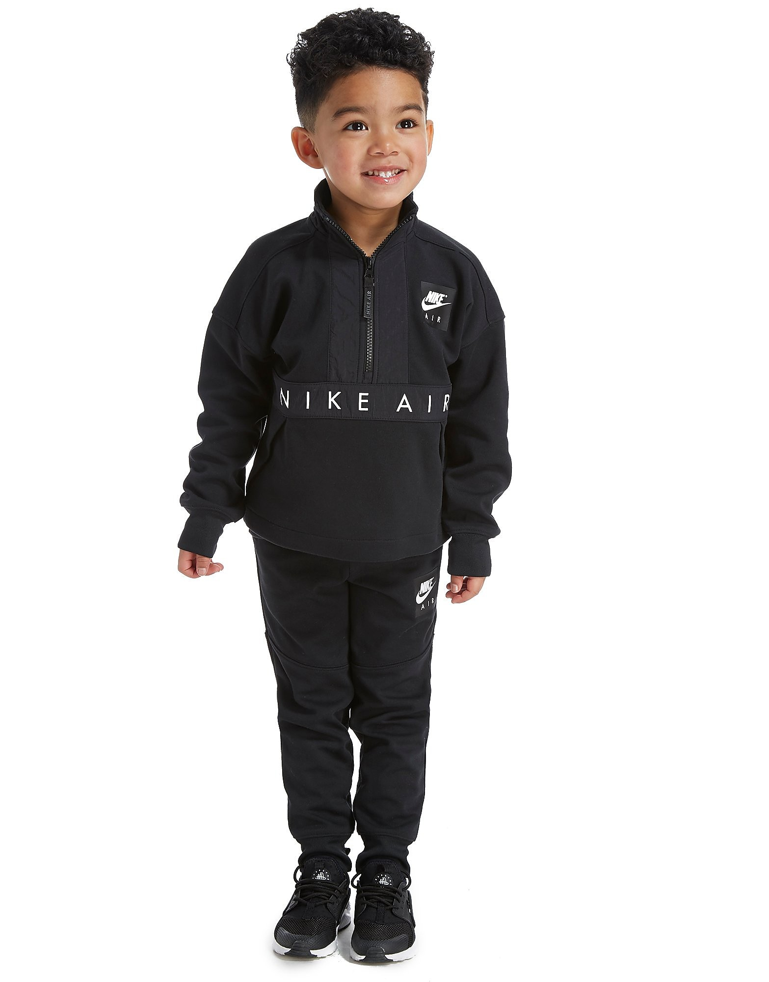 Nike Air Poly 1/2 Zip Tracksuit Kinderen