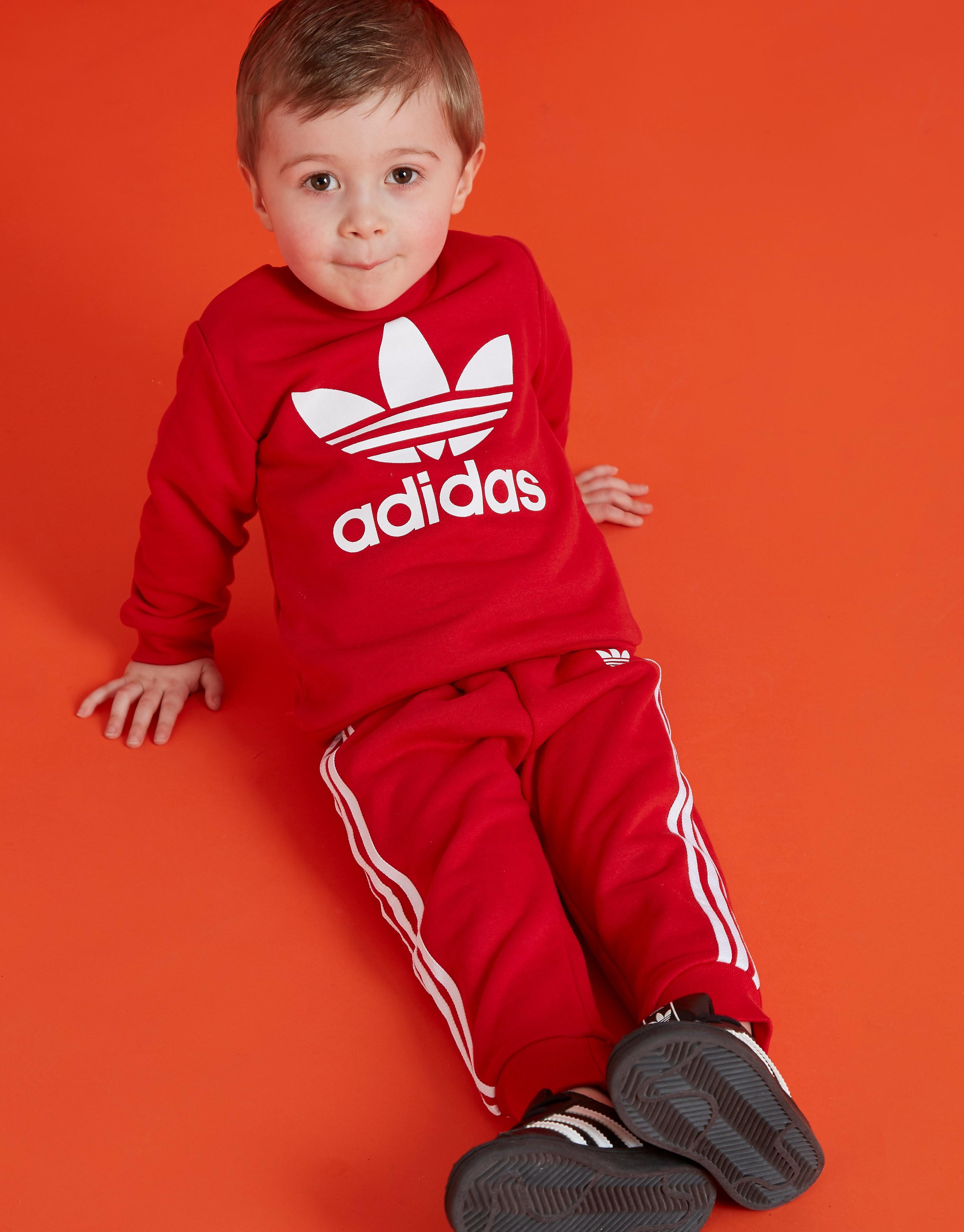 adidas Originals conjunto Trefoil para bebé