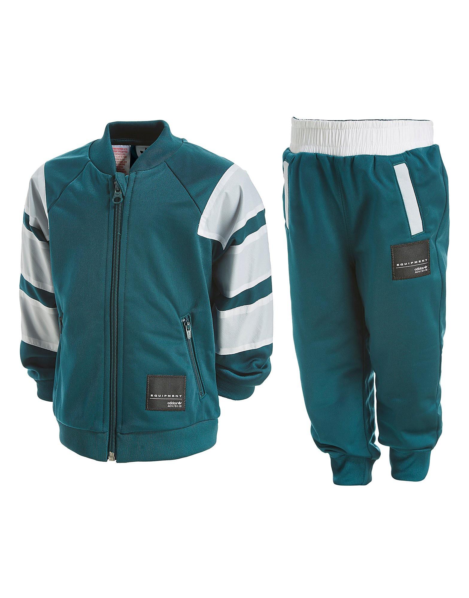 adidas Originals EQT Superstar Suit Infant
