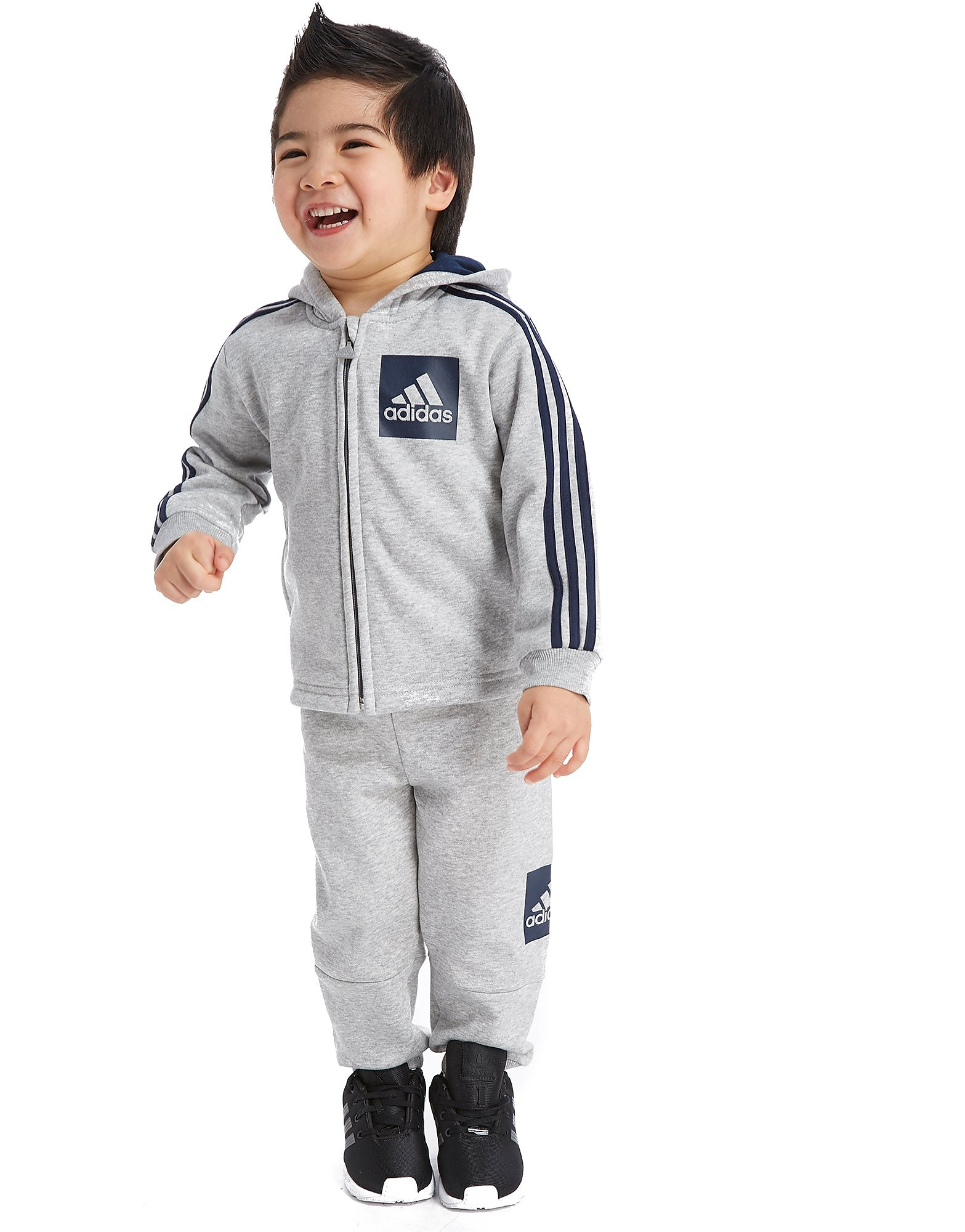 adidas 3-Stripes Essential Suit Infant