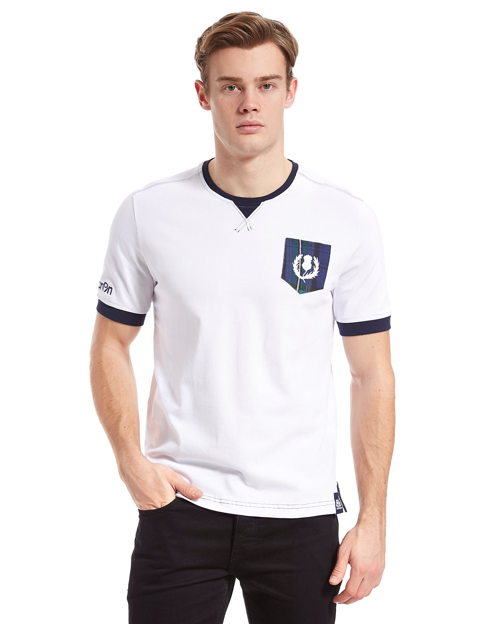 Macron Scotland Elite T-Shirt