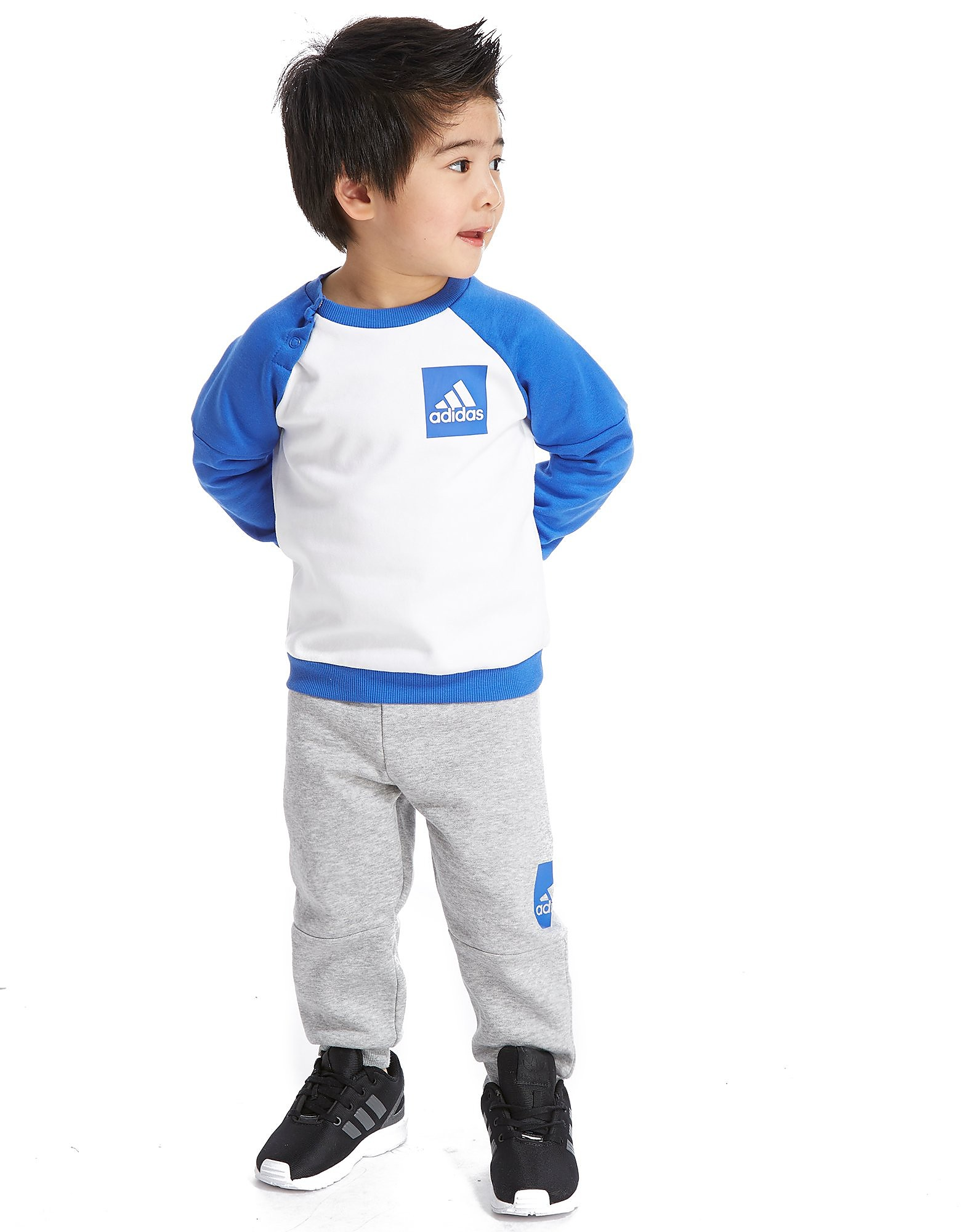 adidas Essential Crew Suit Infant