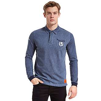 Macron Scotland Rugby Long Sleeve Jersey