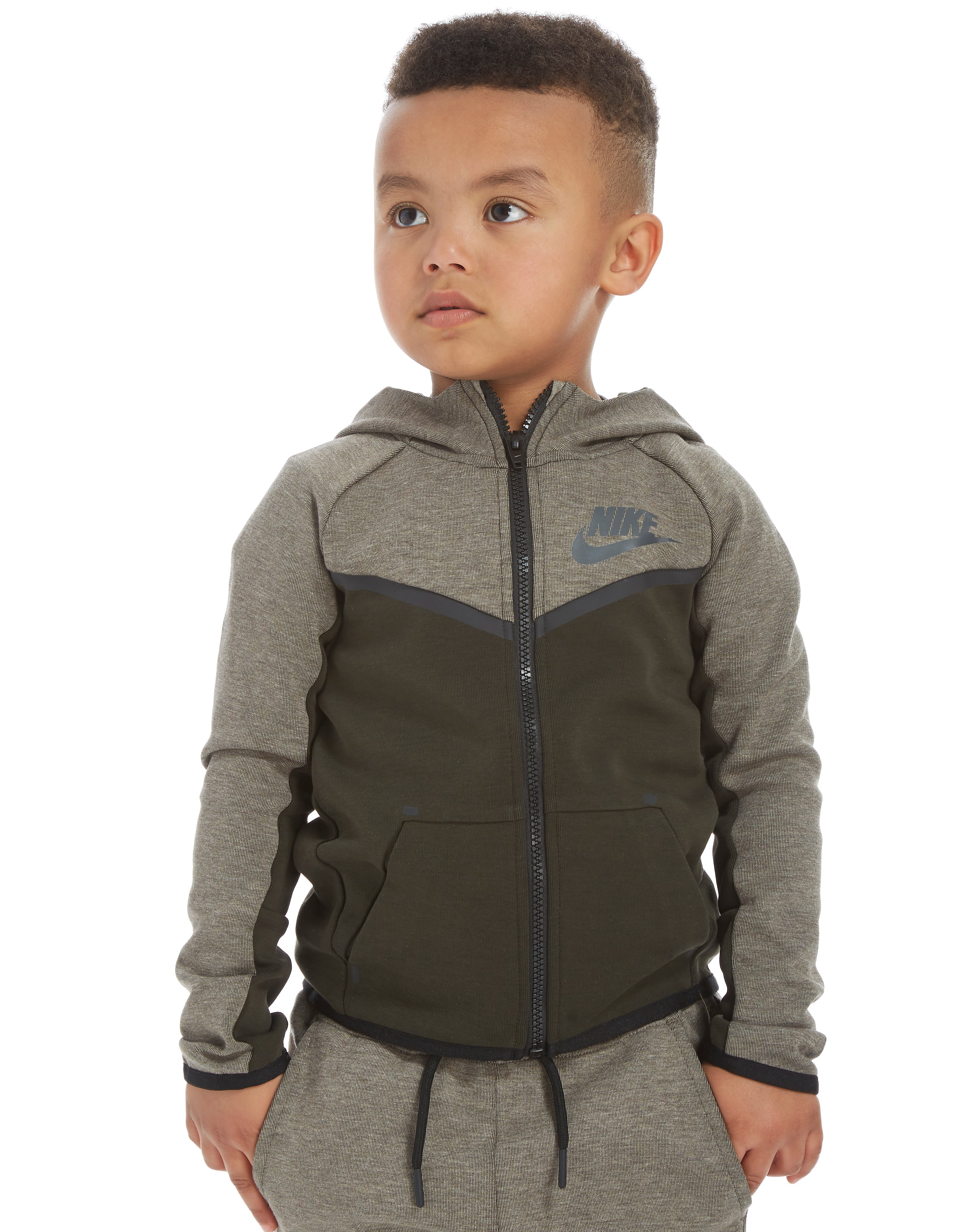 Nike Fleece Full Zip Sweat Enfant