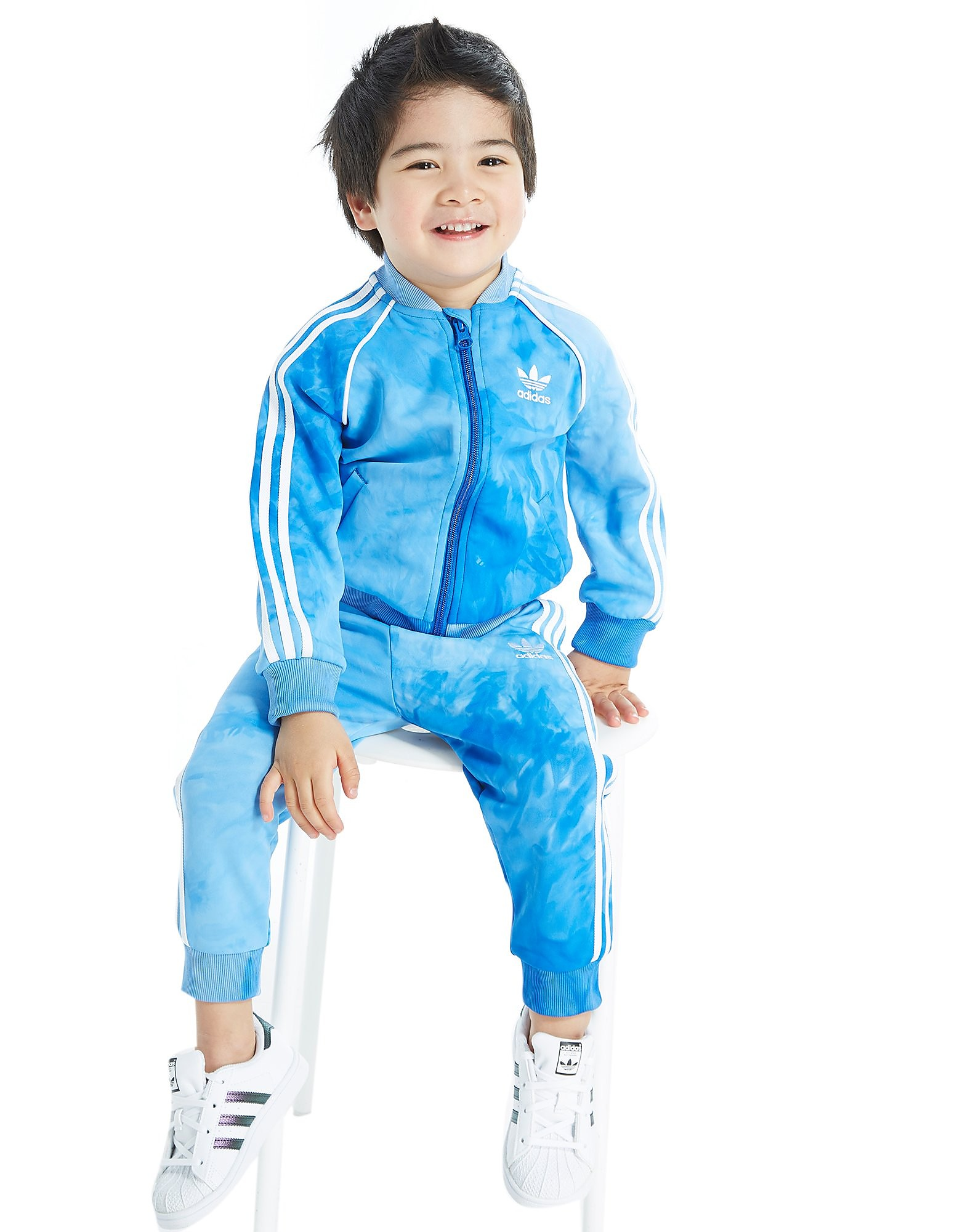 adidas Originals x Pharrell Williams Superstar Hu Tracksuit Infant