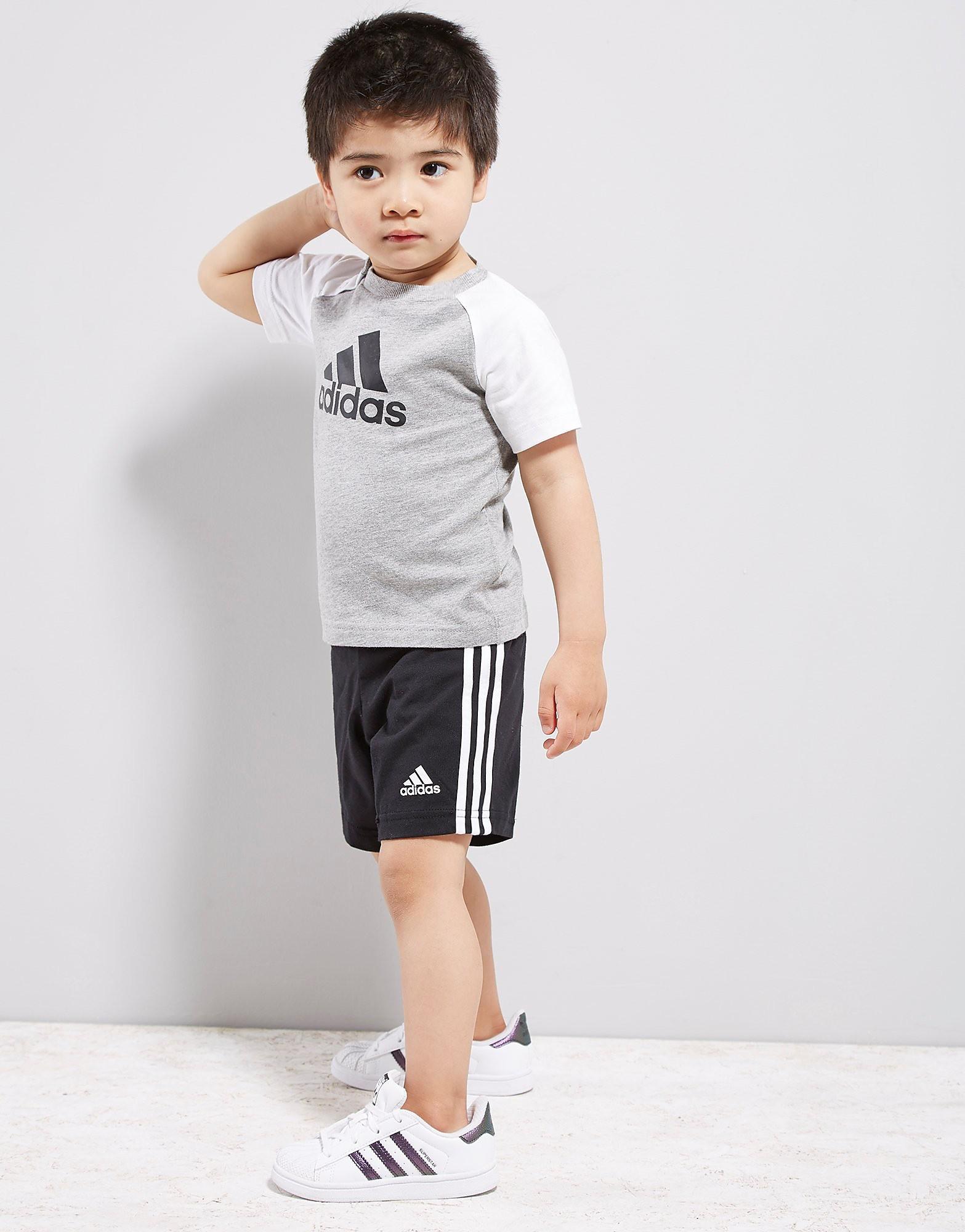 adidas Sum T-Shirt/Shorts Set Infant
