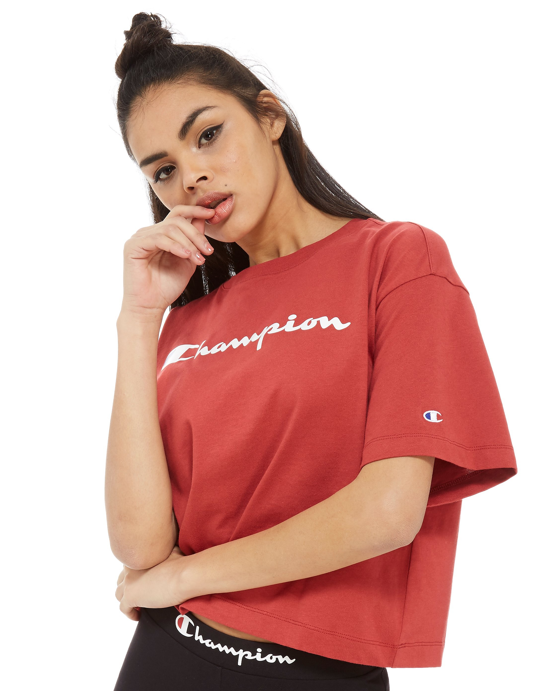 Champion Boxy Logo T-Shirt