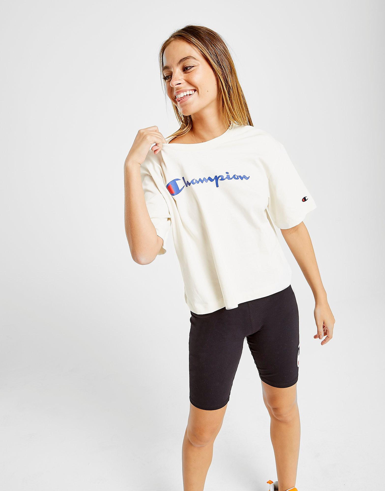 Champion Boxy Logo T-Shirt