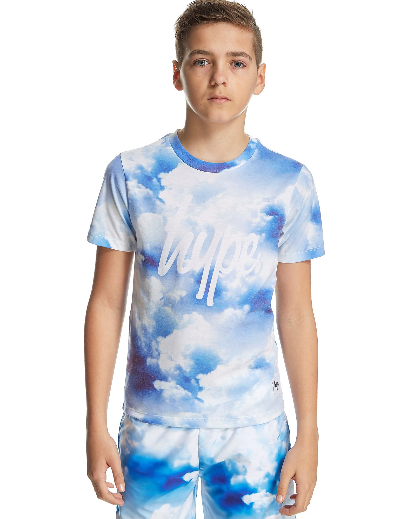 Hype Cloud T-Shirt Junior